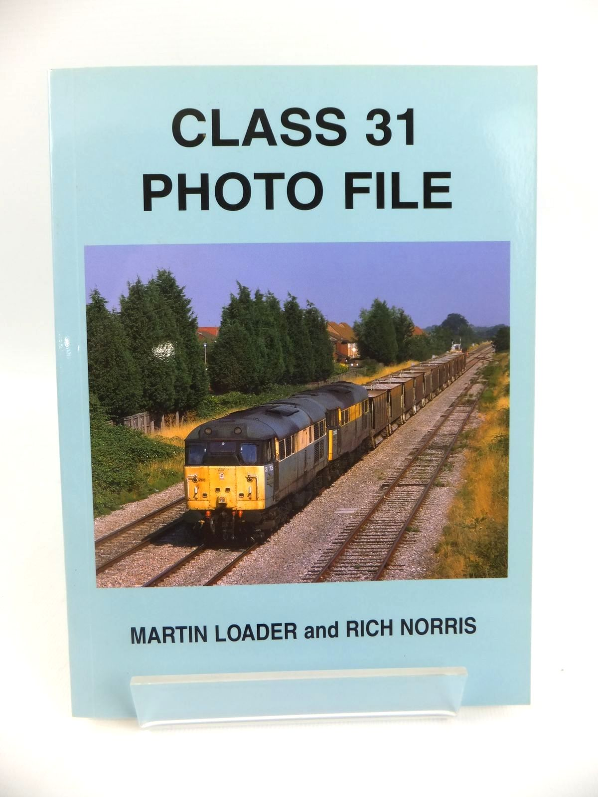Photo of CLASS 31 PHOTO FILE written by Loader, Martin Norris, Rich published by Vanguard Publications (STOCK CODE: 1812672)  for sale by Stella & Rose's Books