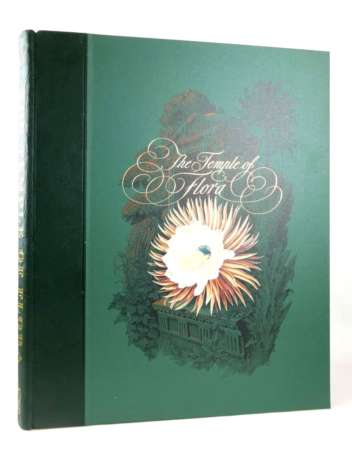 Photo of THE TEMPLE OF FLORA written by Harris, Stephen illustrated by Thornton, Robert published by Folio Society (STOCK CODE: 1812676)  for sale by Stella & Rose's Books