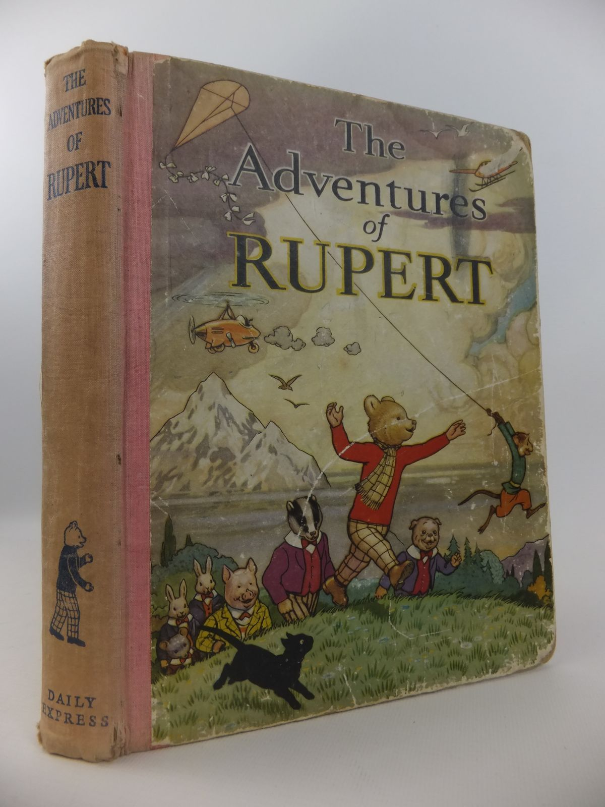 Photo of RUPERT ANNUAL 1939 - THE ADVENTURES OF RUPERT written by Bestall, Alfred illustrated by Bestall, Alfred published by Daily Express (STOCK CODE: 1812694)  for sale by Stella & Rose's Books
