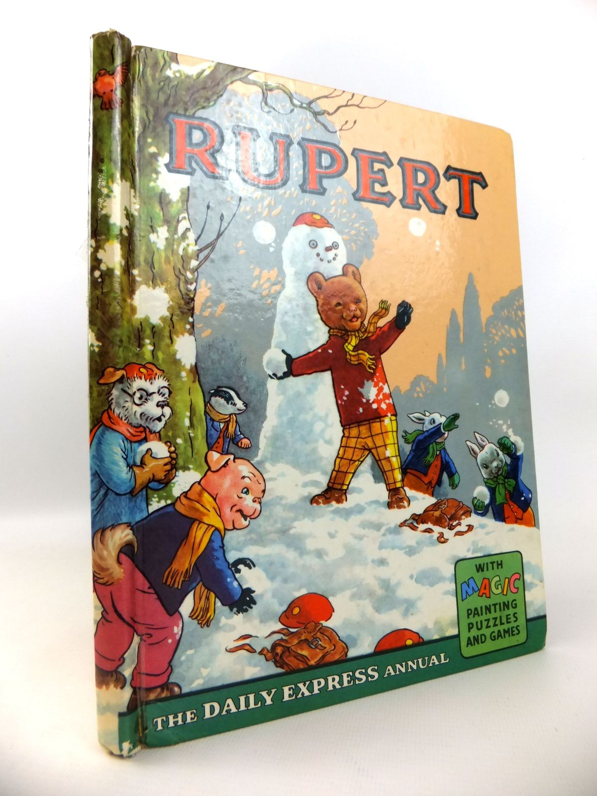 Photo of RUPERT ANNUAL 1962- Stock Number: 1812698