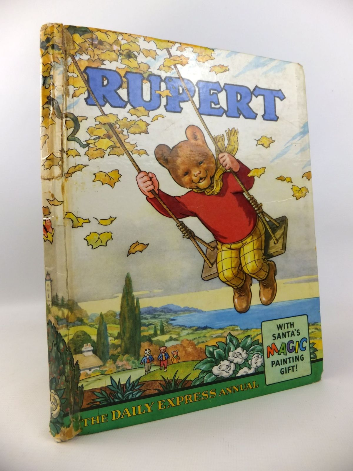 Photo of RUPERT ANNUAL 1961 written by Bestall, Alfred illustrated by Bestall, Alfred published by Daily Express (STOCK CODE: 1812699)  for sale by Stella & Rose's Books