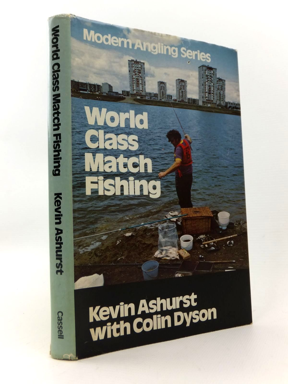Photo of WORLD CLASS MATCH FISHING written by Ashurst, Kevin