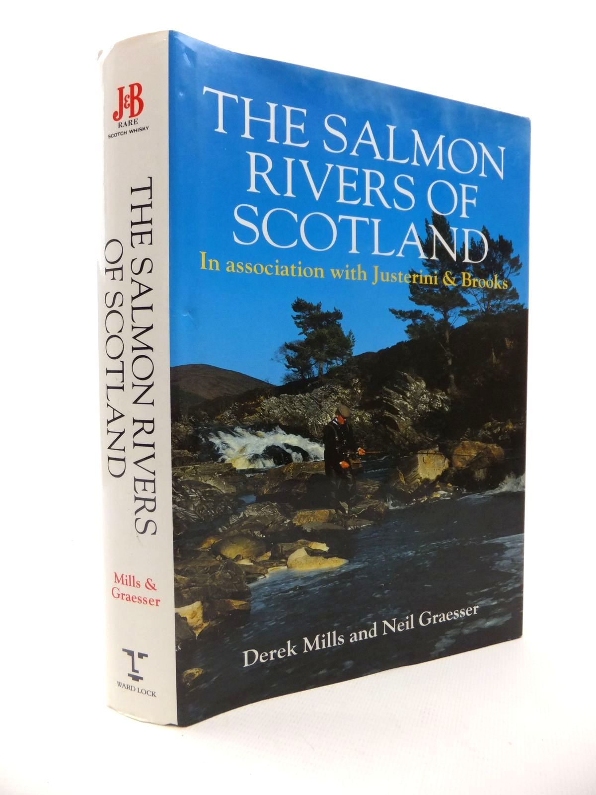 Photo of THE SALMON RIVERS OF SCOTLAND written by Mills, Derek<br />Graesser, Neil published by Ward Lock (STOCK CODE: 1812785)  for sale by Stella & Rose's Books