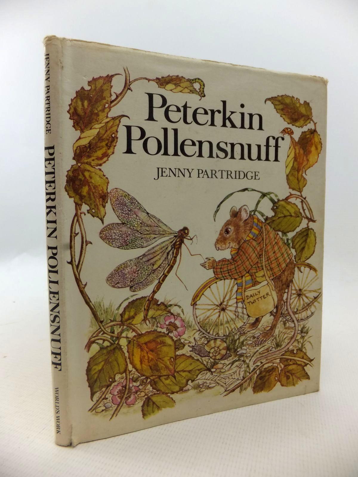 Photo of PETERKIN POLLENSNUFF- Stock Number: 1812826