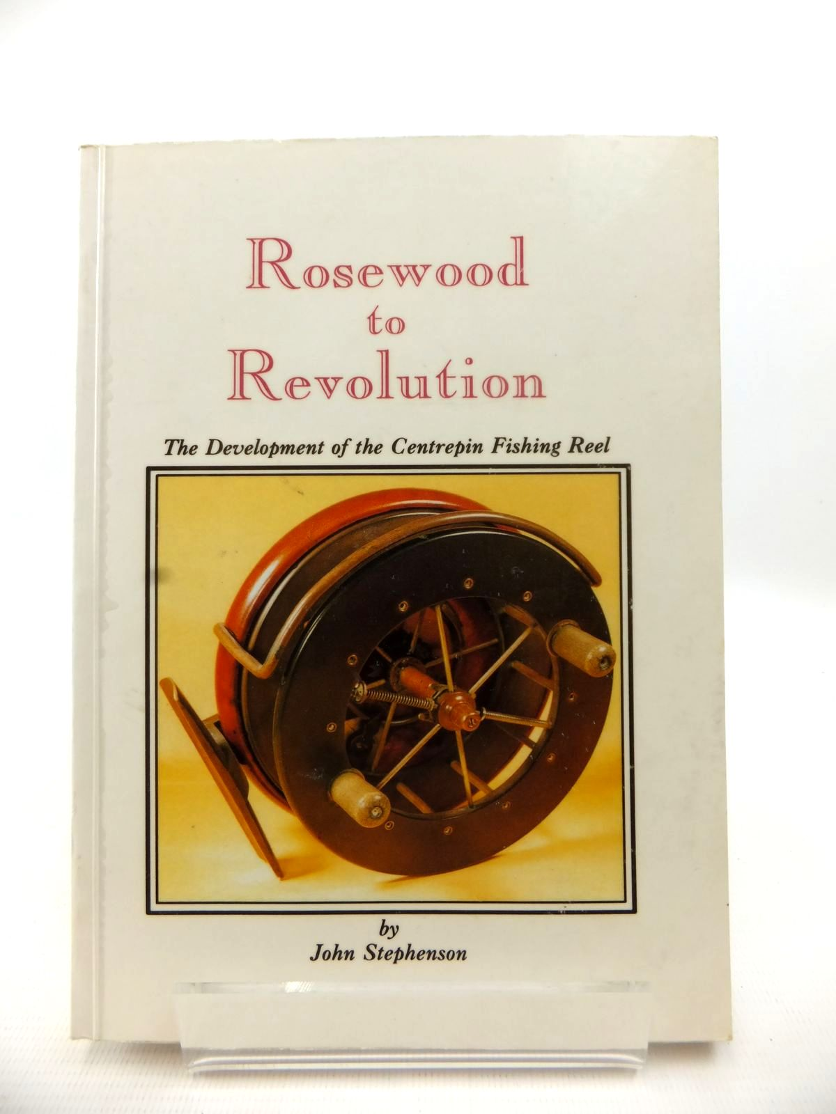 Photo of ROSEWOOD TO REVOLUTION: THE DEVELOPMENT OF THE CENTREPIN FISHING REEL- Stock Number: 1813070