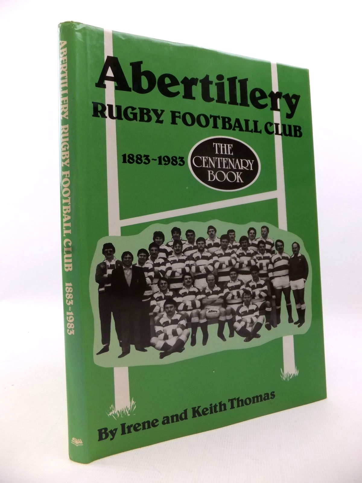 Photo of ABERTILLERY RUGBY FOOTBALL CLUB written by Thomas, Irene<br />Thomas, Keith published by Stewart Williams (STOCK CODE: 1813169)  for sale by Stella & Rose's Books