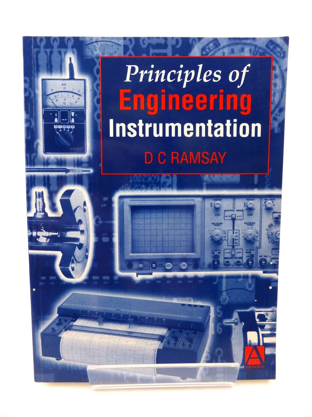 Photo of PRINCIPLES OF ENGINEERING INSTRUMENTATION- Stock Number: 1813193