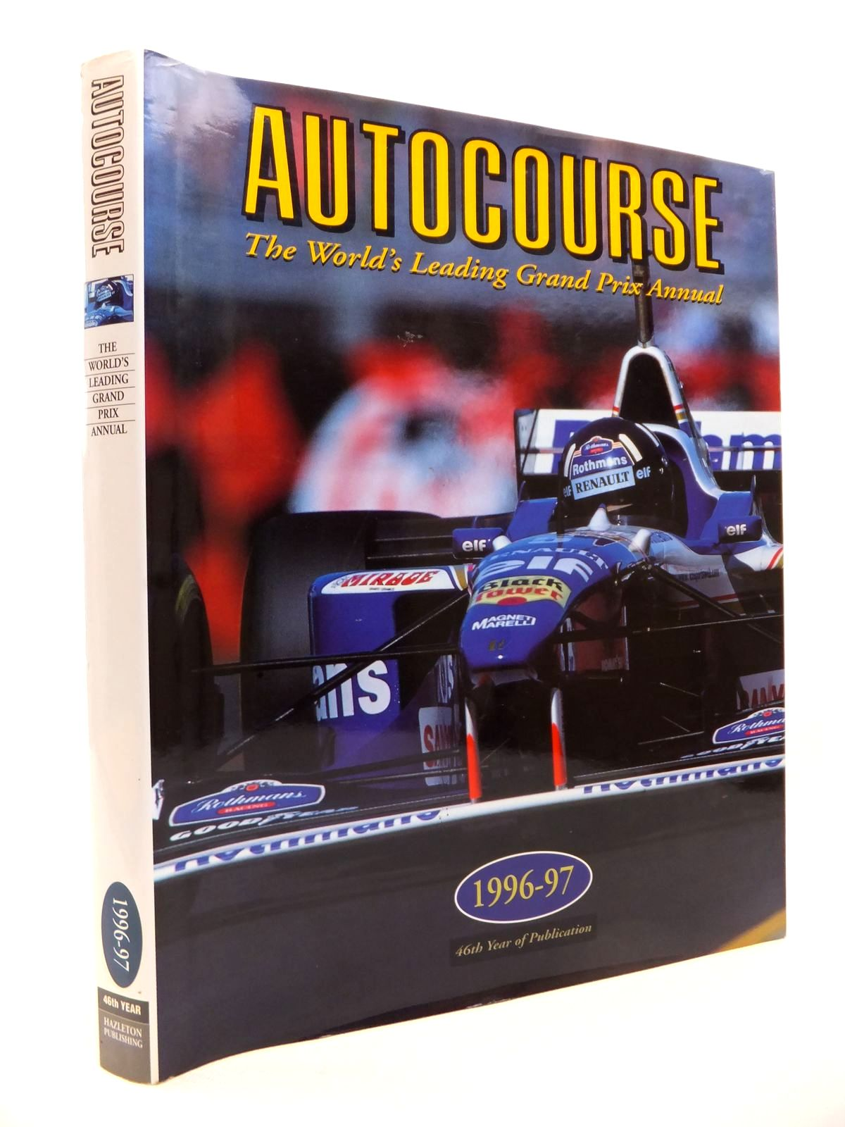 Photo of AUTOCOURSE 1996-97 published by Hazleton Publishing (STOCK CODE: 1813206)  for sale by Stella & Rose's Books