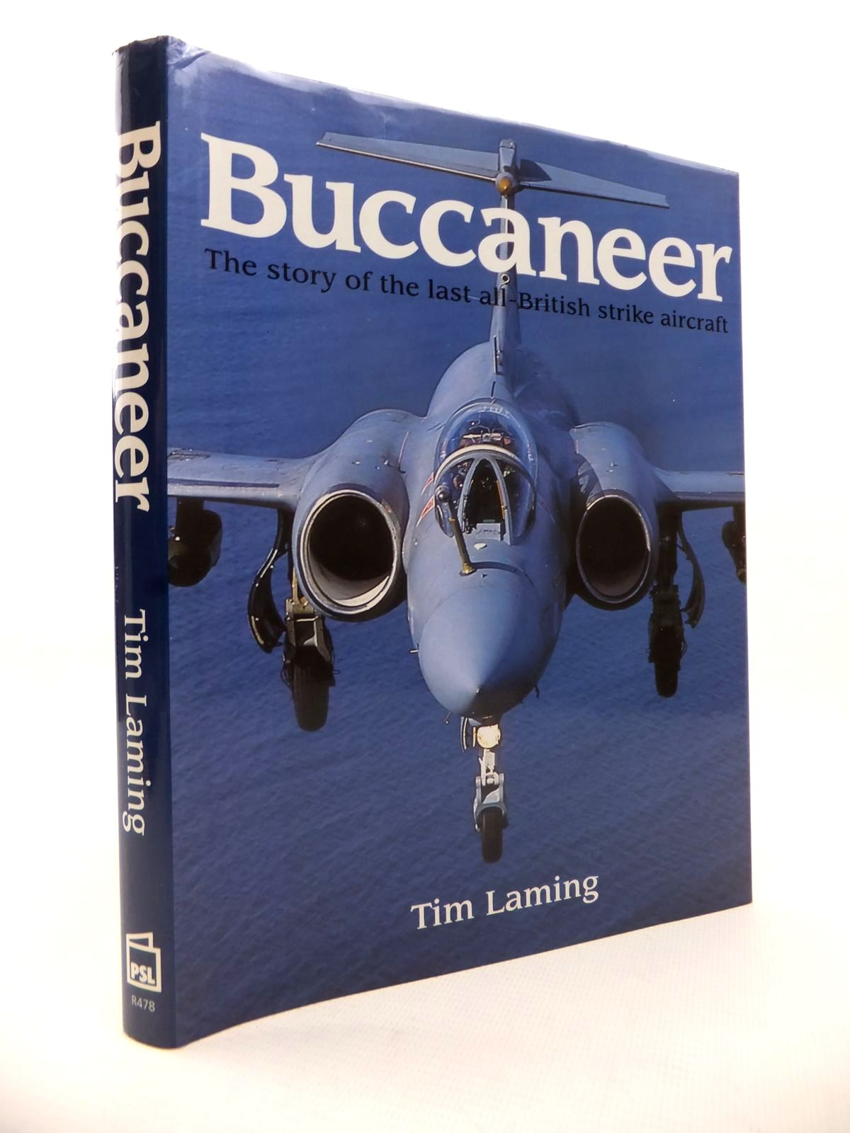 Photo of BUCCANEER: THE STORY OF THE LAST ALL-BRITISH STRIKE AIRCRAFT written by Laming, Tim published by Patrick Stephens Limited (STOCK CODE: 1813248)  for sale by Stella & Rose's Books