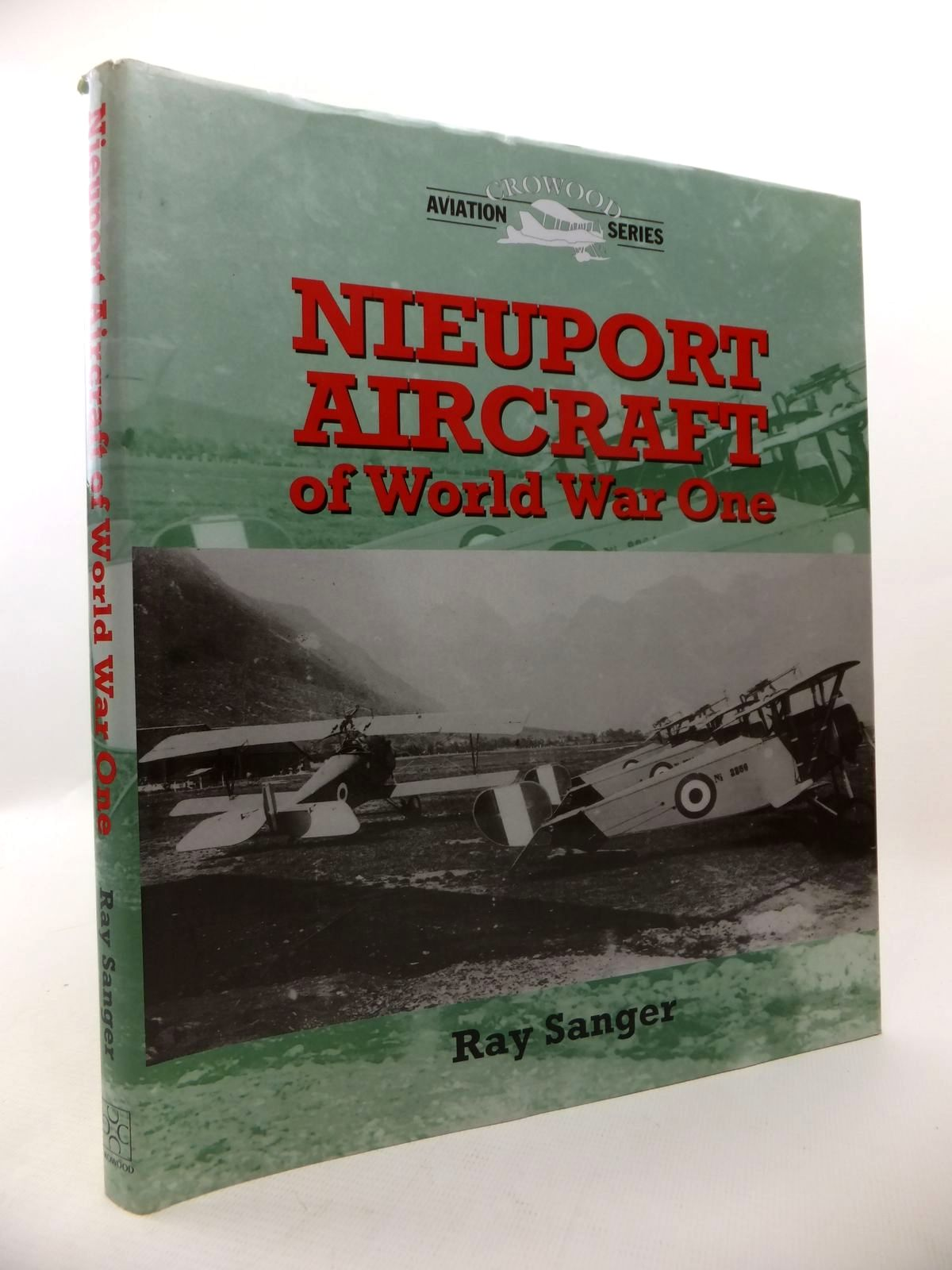 Photo of NIEUPORT AIRCRAFT OF WORLD WAR ONE- Stock Number: 1813252