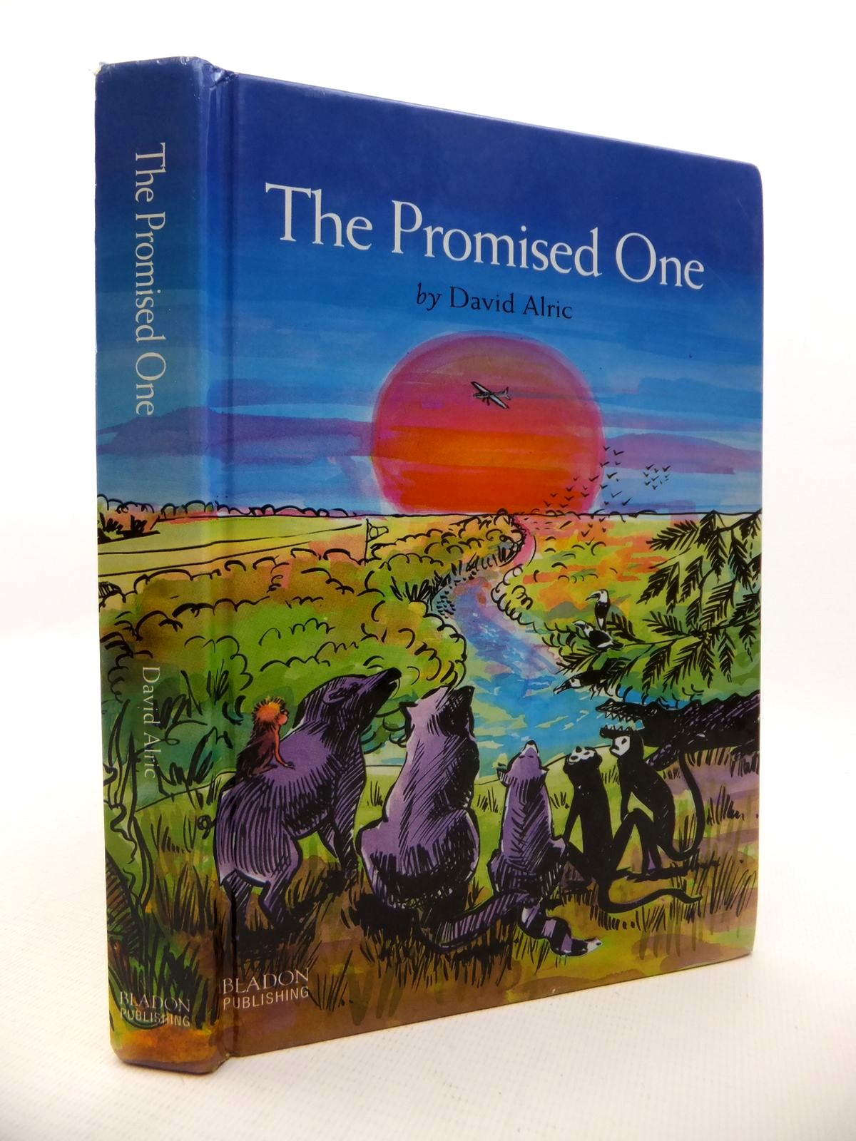 Photo of THE PROMISED ONE written by Alric, David published by Bladon Publishing (STOCK CODE: 1813297)  for sale by Stella & Rose's Books
