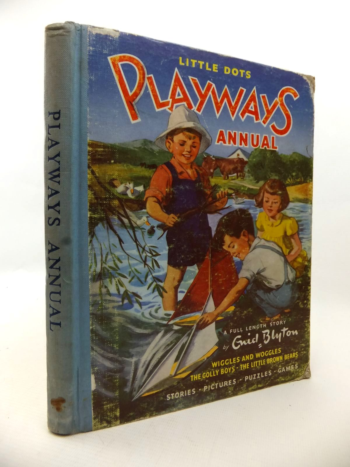 Photo of PLAYWAYS ANNUAL written by Blyton, Enid et al,  published by Playways Office (STOCK CODE: 1813337)  for sale by Stella & Rose's Books