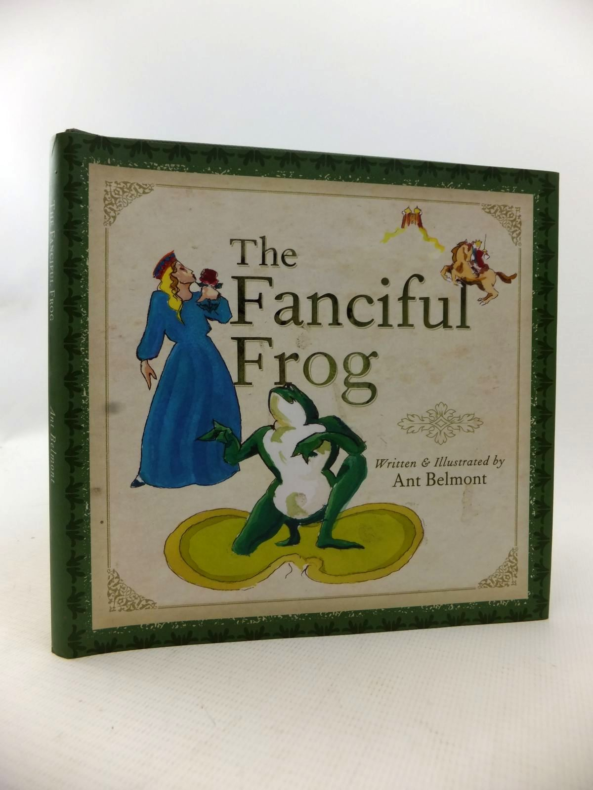 Photo of THE FANCIFUL FROG- Stock Number: 1813344
