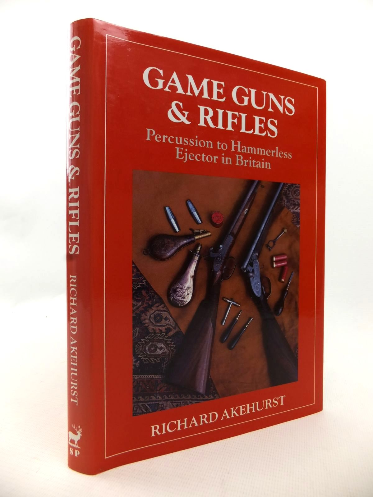Photo of GAME GUNS AND RIFLES written by Akehurst, Richard published by The Sportsman's Press (STOCK CODE: 1813366)  for sale by Stella & Rose's Books