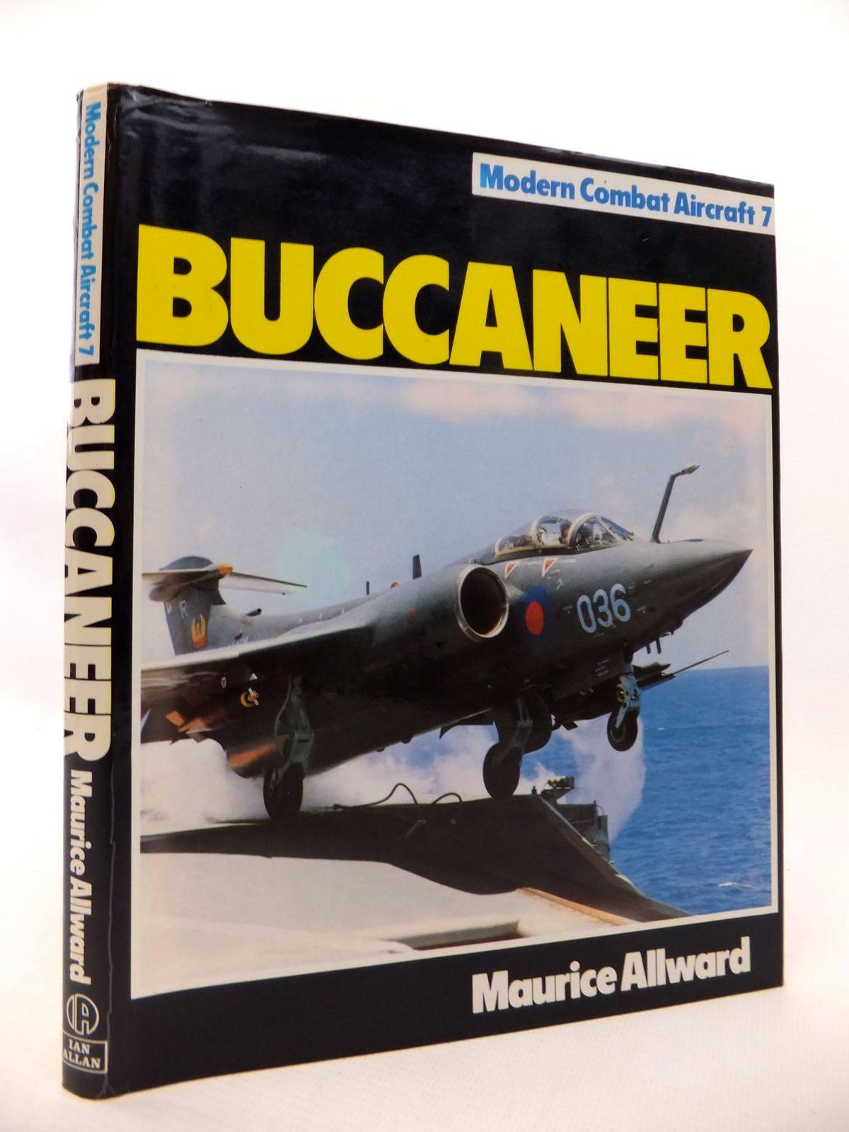 Photo of BUCCANEER written by Allward, Maurice published by Ian Allan Ltd. (STOCK CODE: 1813397)  for sale by Stella & Rose's Books