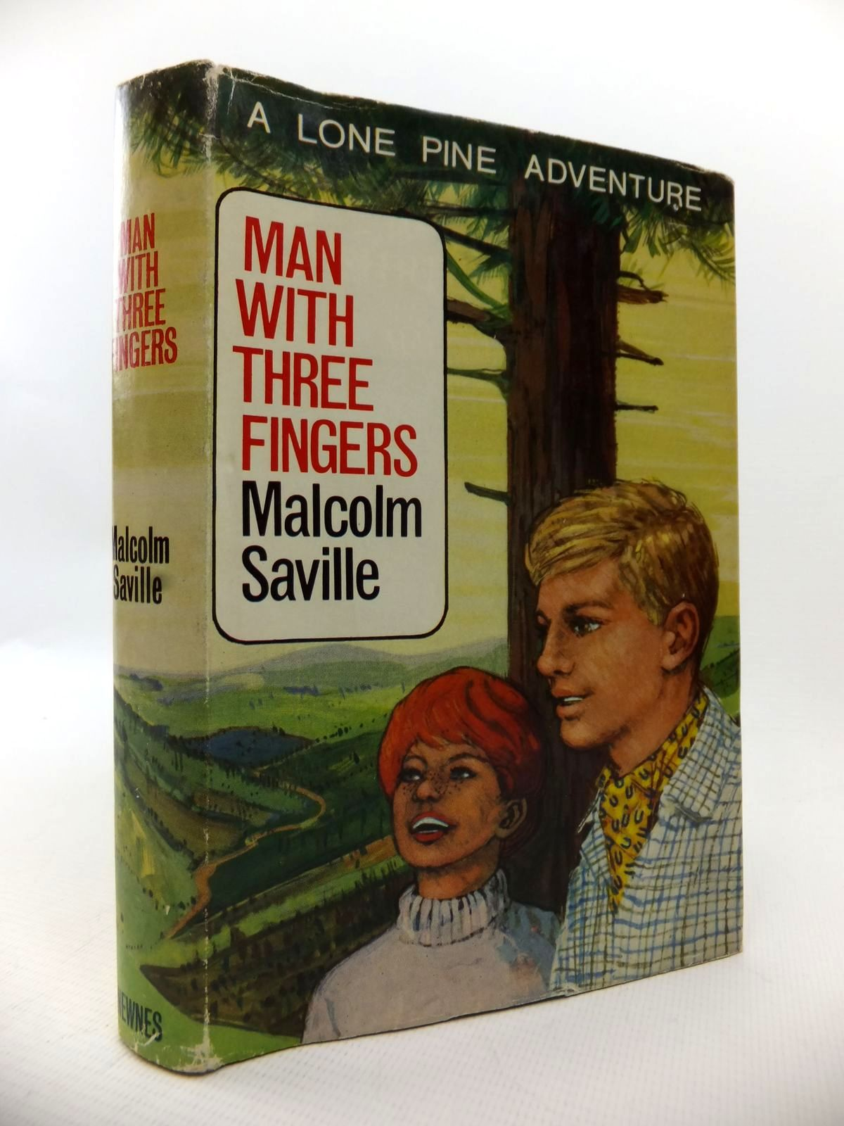 Photo of MAN WITH THREE FINGERS- Stock Number: 1813466