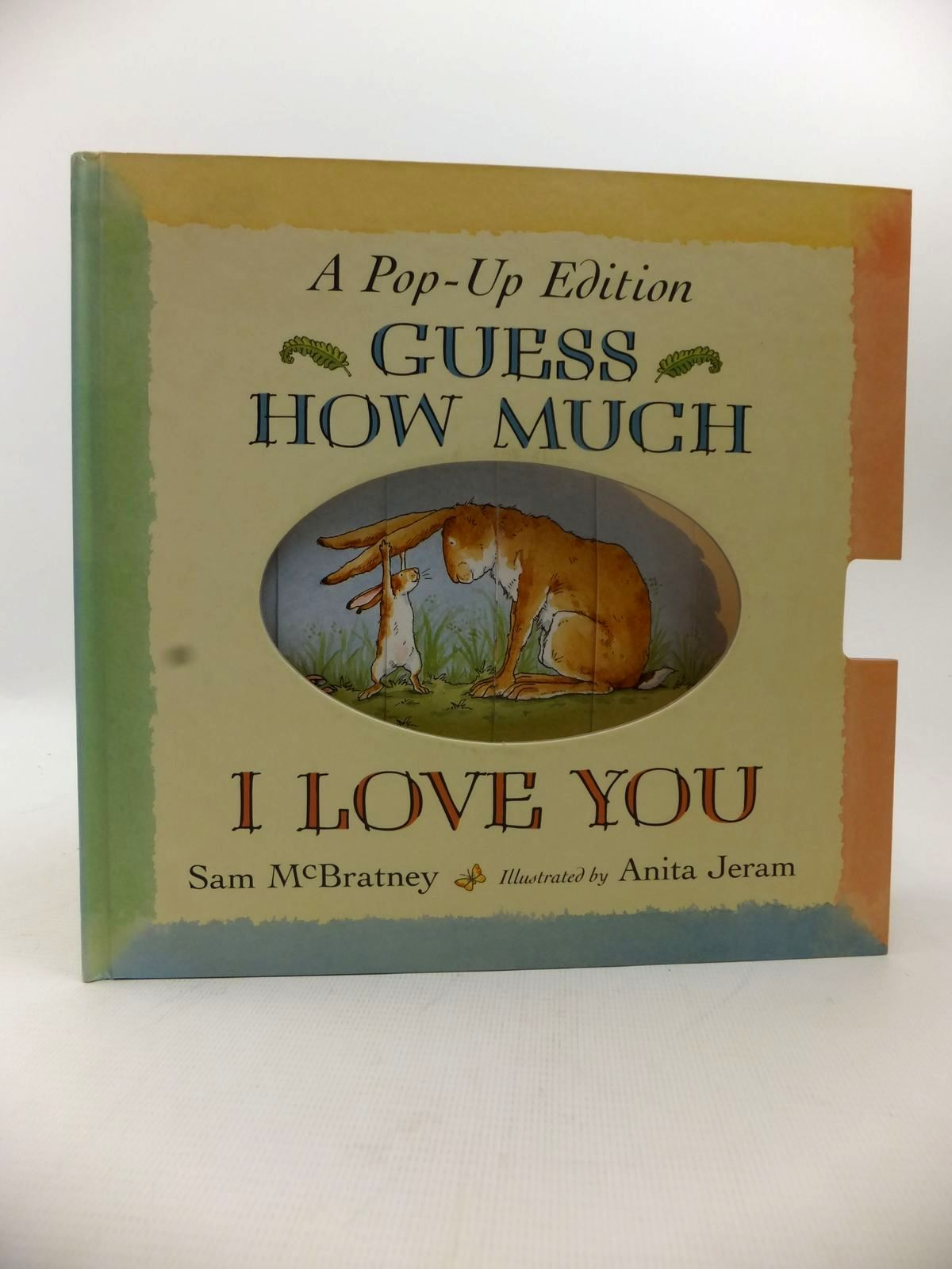 Photo of GUESS HOW MUCH I LOVE YOU A POP-UP EDITION- Stock Number: 1813663