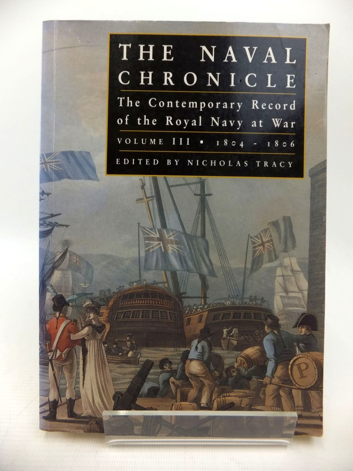 Photo of THE NAVAL CHRONICLE VOLUME III 1804-1806- Stock Number: 1813720