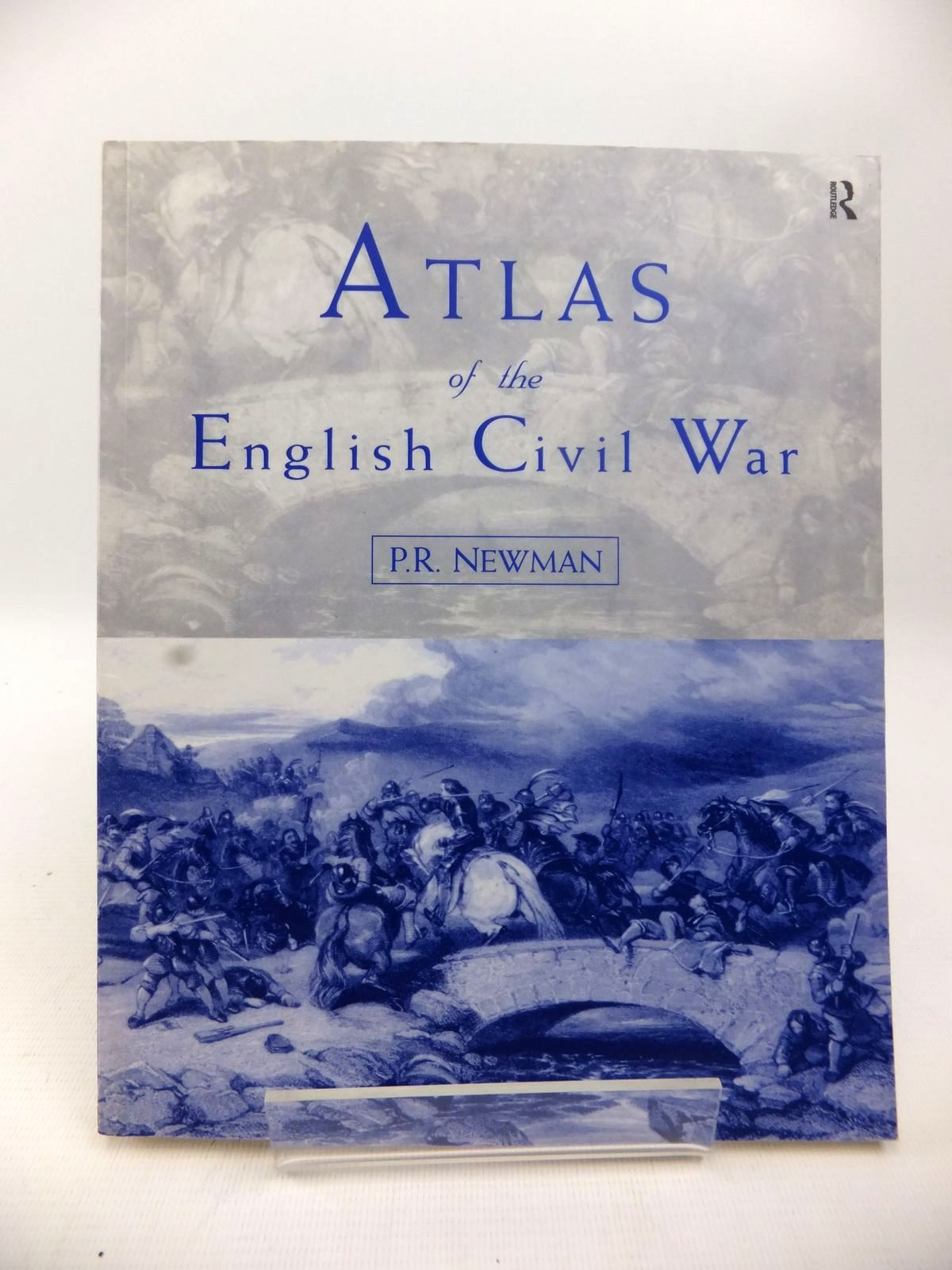 Photo of ATLAS OF THE ENGLISH CIVIL WAR written by Newman, P.R. published by Routledge (STOCK CODE: 1813806)  for sale by Stella & Rose's Books