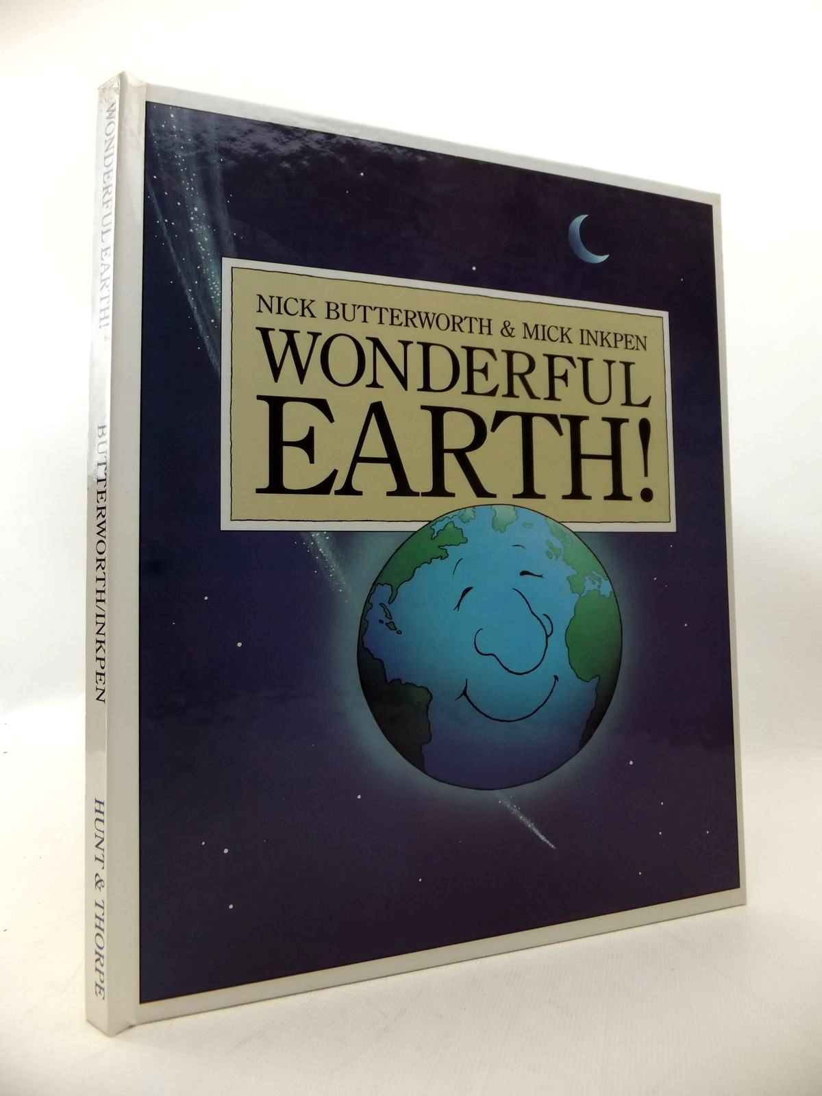 Photo of WONDERFUL EARTH! written by Butterworth, Nick