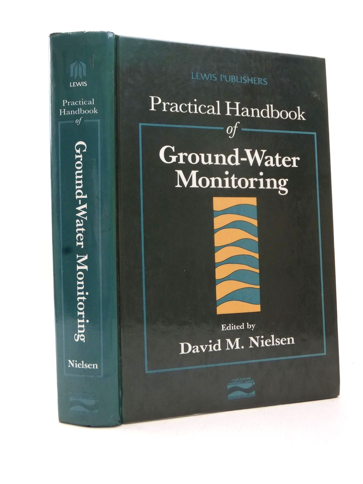 Photo of PRACTICAL HANDBOOK OF GROUND-WATER MONITORING- Stock Number: 1814049