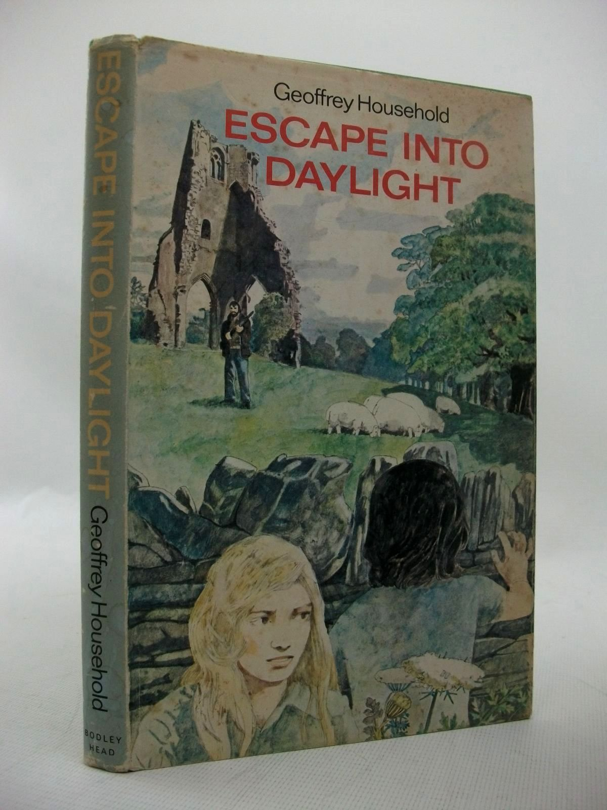 Photo of ESCAPE INTO DAYLIGHT written by Household, Geoffrey published by The Bodley Head (STOCK CODE: 1814145)  for sale by Stella & Rose's Books