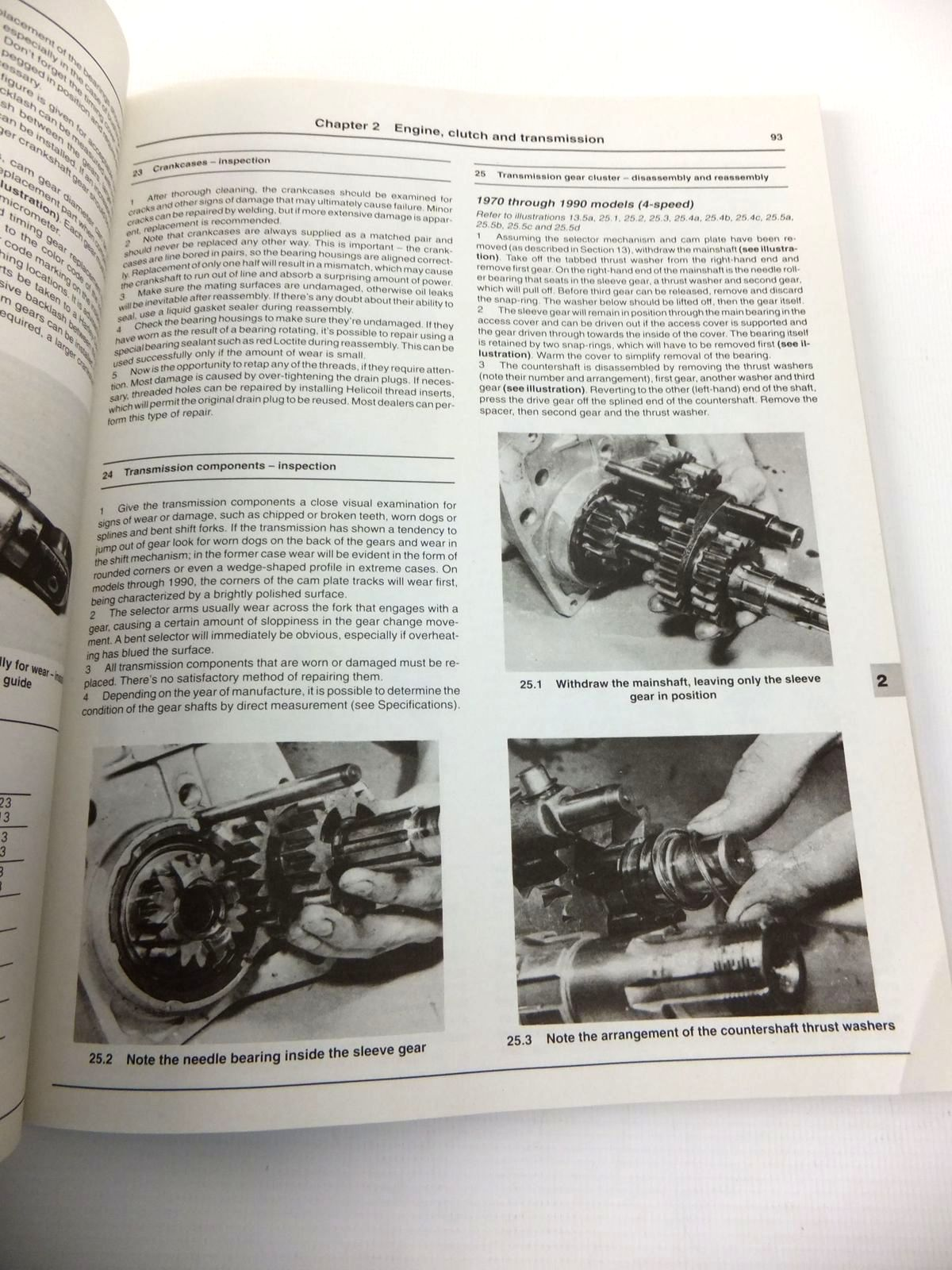 Photo of HARLEY-DAVIDSON SPORTSTERS OWNERS WORKSHOP MANUAL written by Choate, Curt Schauwecker, Tom Haynes, John H. published by Haynes Publishing (STOCK CODE: 1814259)  for sale by Stella & Rose's Books