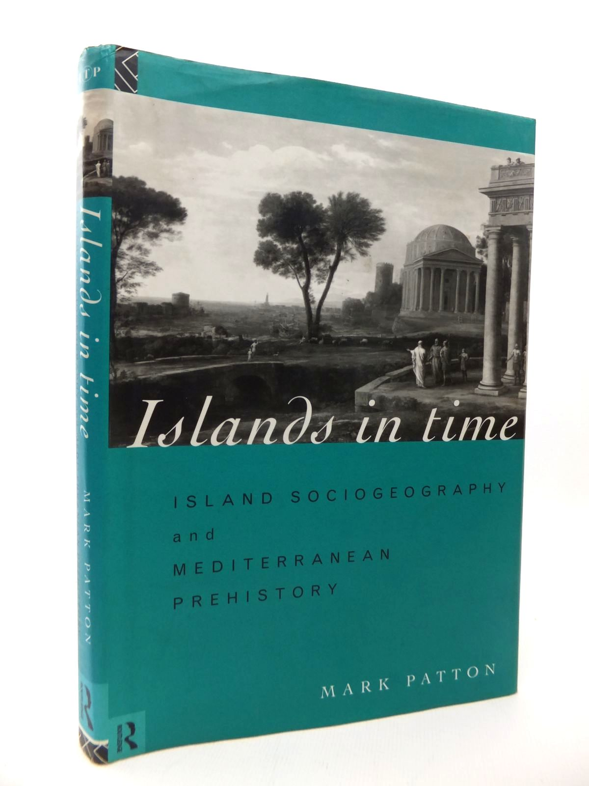 Photo of ISLANDS IN TIME: ISLAND SOCIOGEOGRAPHY AND MEDITERRANEAN PREHISTORY- Stock Number: 1814260