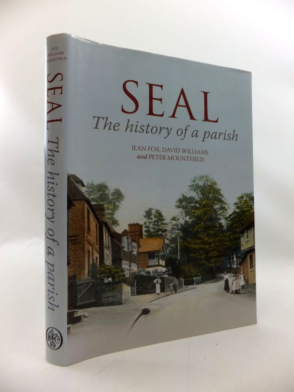 Photo of SEAL: THE HISTORY OF A PARISH- Stock Number: 1814262