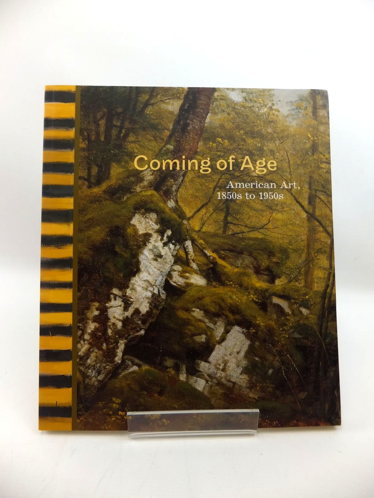 Photo of COMING OF AGE: AMERICAN ART 1850S TO 1950S- Stock Number: 1814273