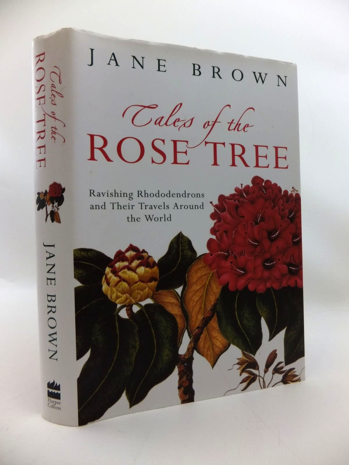 Photo of TALES OF THE ROSE TREE written by Brown, Jane published by Harper Collins (STOCK CODE: 1814290)  for sale by Stella & Rose's Books