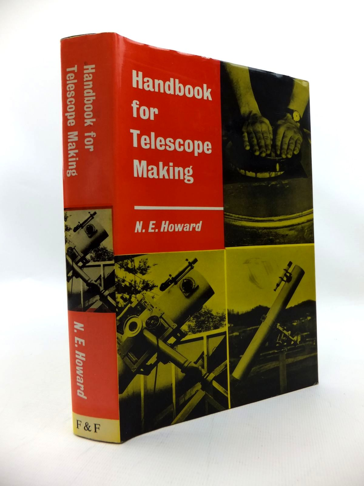 Photo of HANDBOOK FOR TELESCOPE MAKING- Stock Number: 1814300