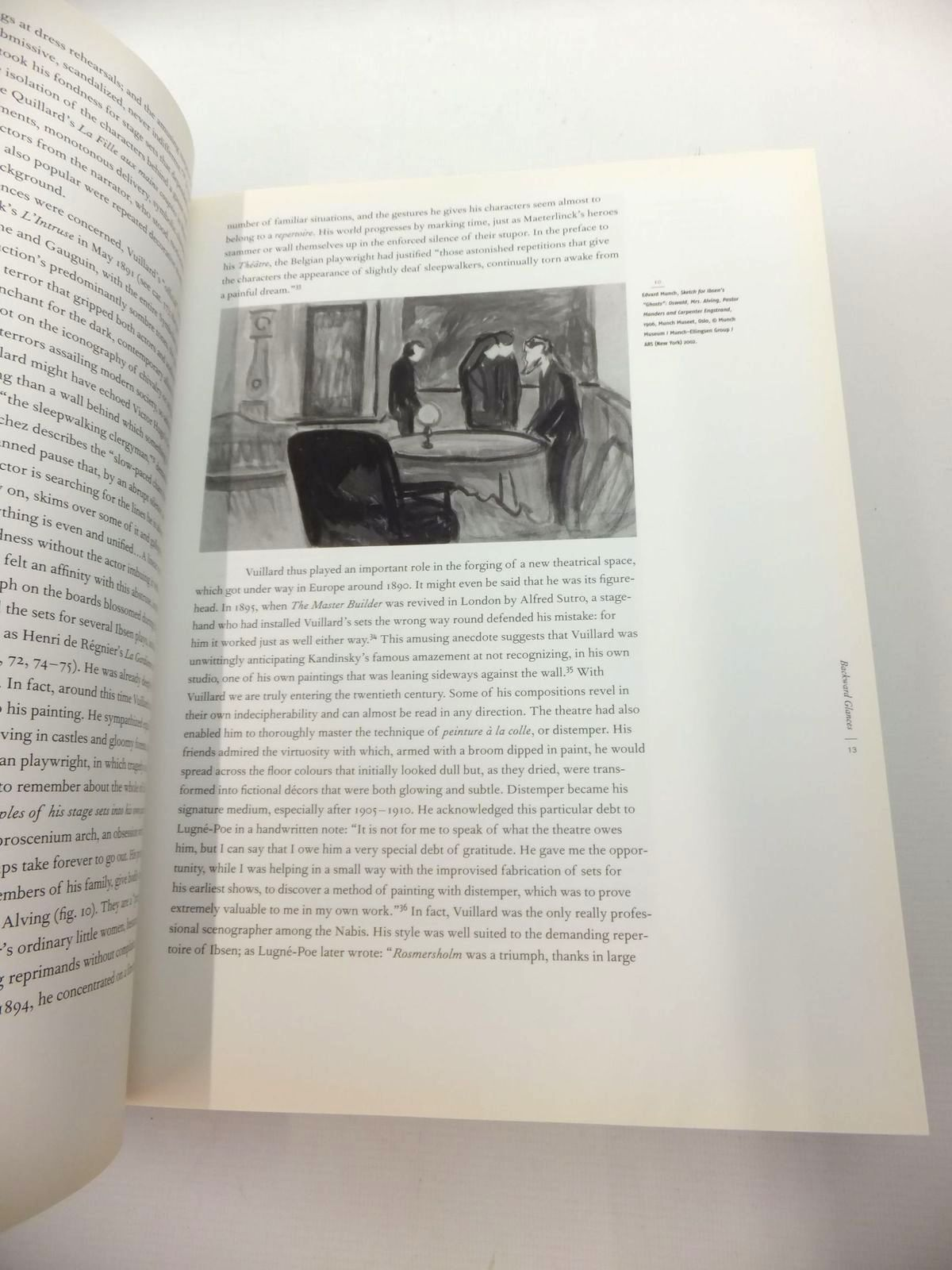Photo of EDOUARD VUILLARD written by Cogeval, Guy et al, illustrated by Vuillard, Edouard published by The Montreal Museum Of Fine Arts, The National Gallery Of Art, Washington, Yale University Press (STOCK CODE: 1814482)  for sale by Stella & Rose's Books