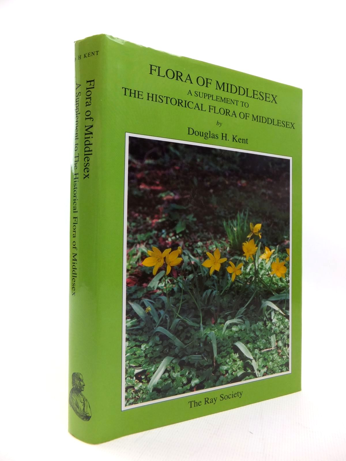 Photo of FLORA OF MIDDLESEX: A SUPPLEMENT TO THE HISTORICAL FLORA OF MIDDLESEX- Stock Number: 1814516