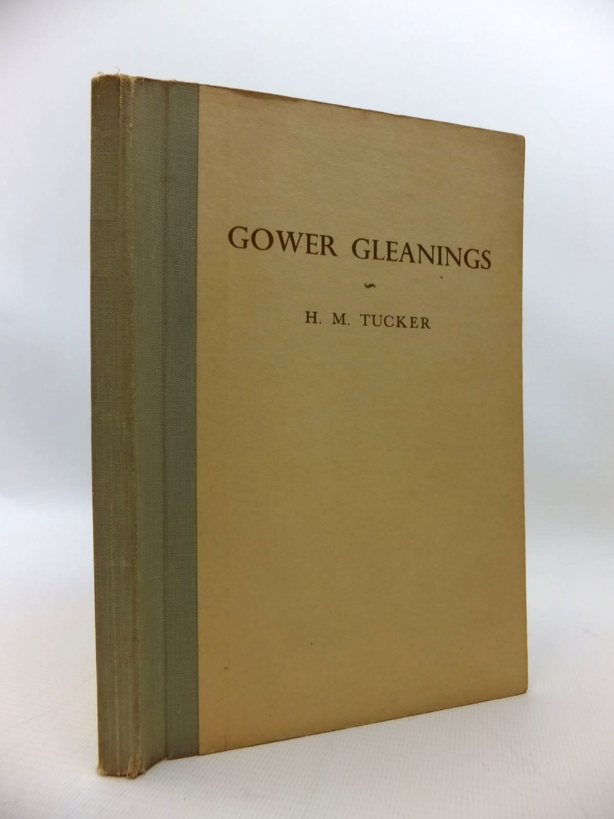 Photo of GOWER GLEANINGS- Stock Number: 1814561