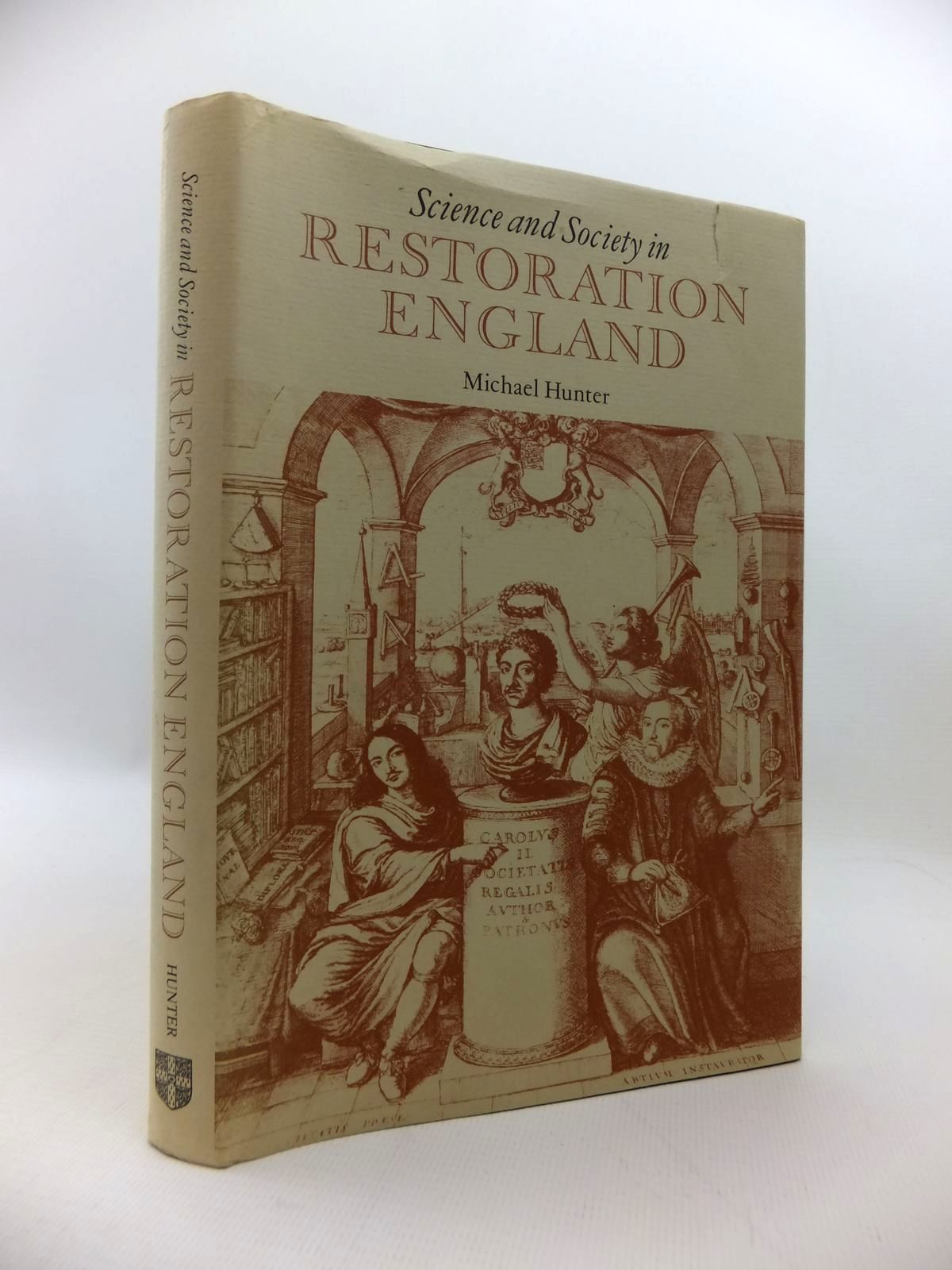 Photo of SCIENCE AND SOCIETY IN RESTORATION ENGLAND written by Hunter, Michael published by Cambridge University Press (STOCK CODE: 1814564)  for sale by Stella & Rose's Books