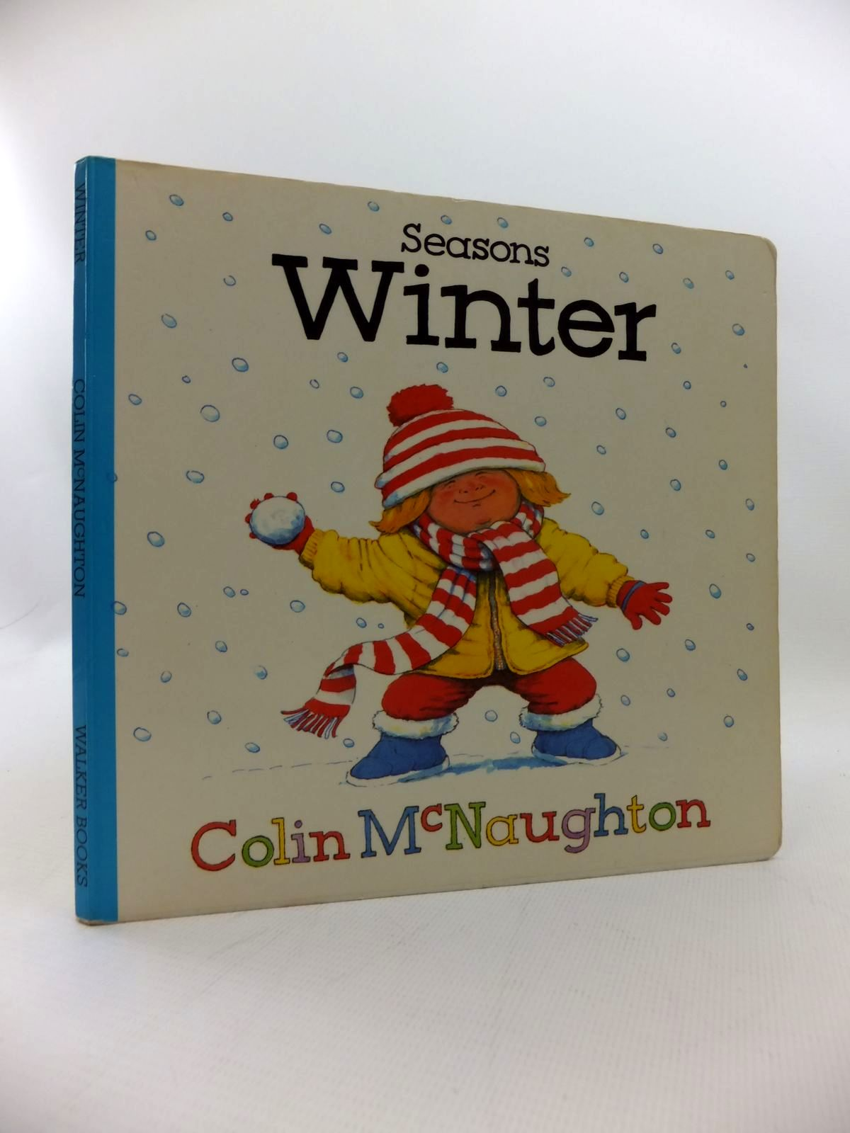 Photo of SEASONS: WINTER written by McNaughton, Colin illustrated by McNaughton, Colin published by Walker Books (STOCK CODE: 1814588)  for sale by Stella & Rose's Books