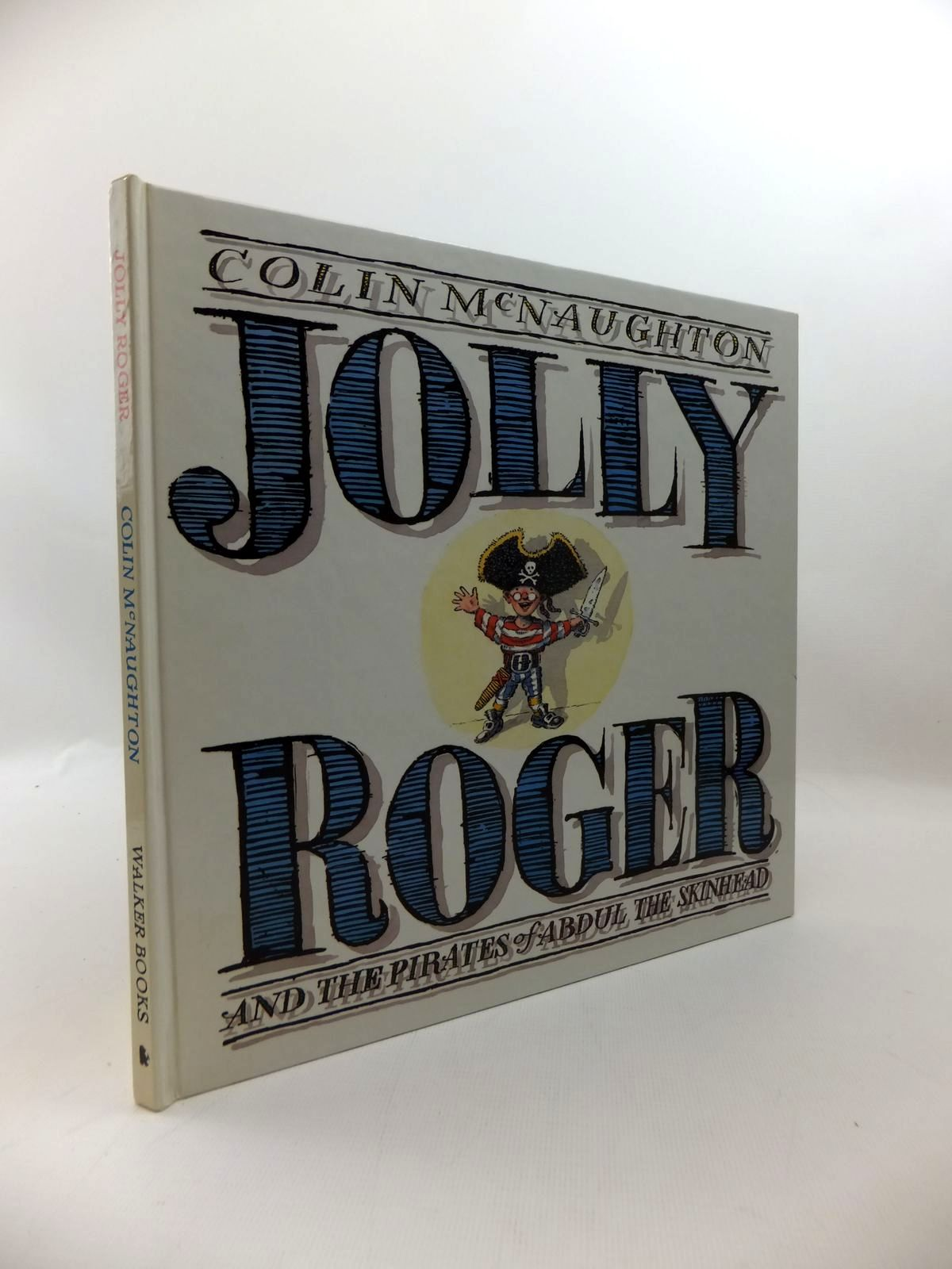 Photo of JOLLY ROGER AND THE PIRATES OF ABDUL THE SKINHEAD- Stock Number: 1814602