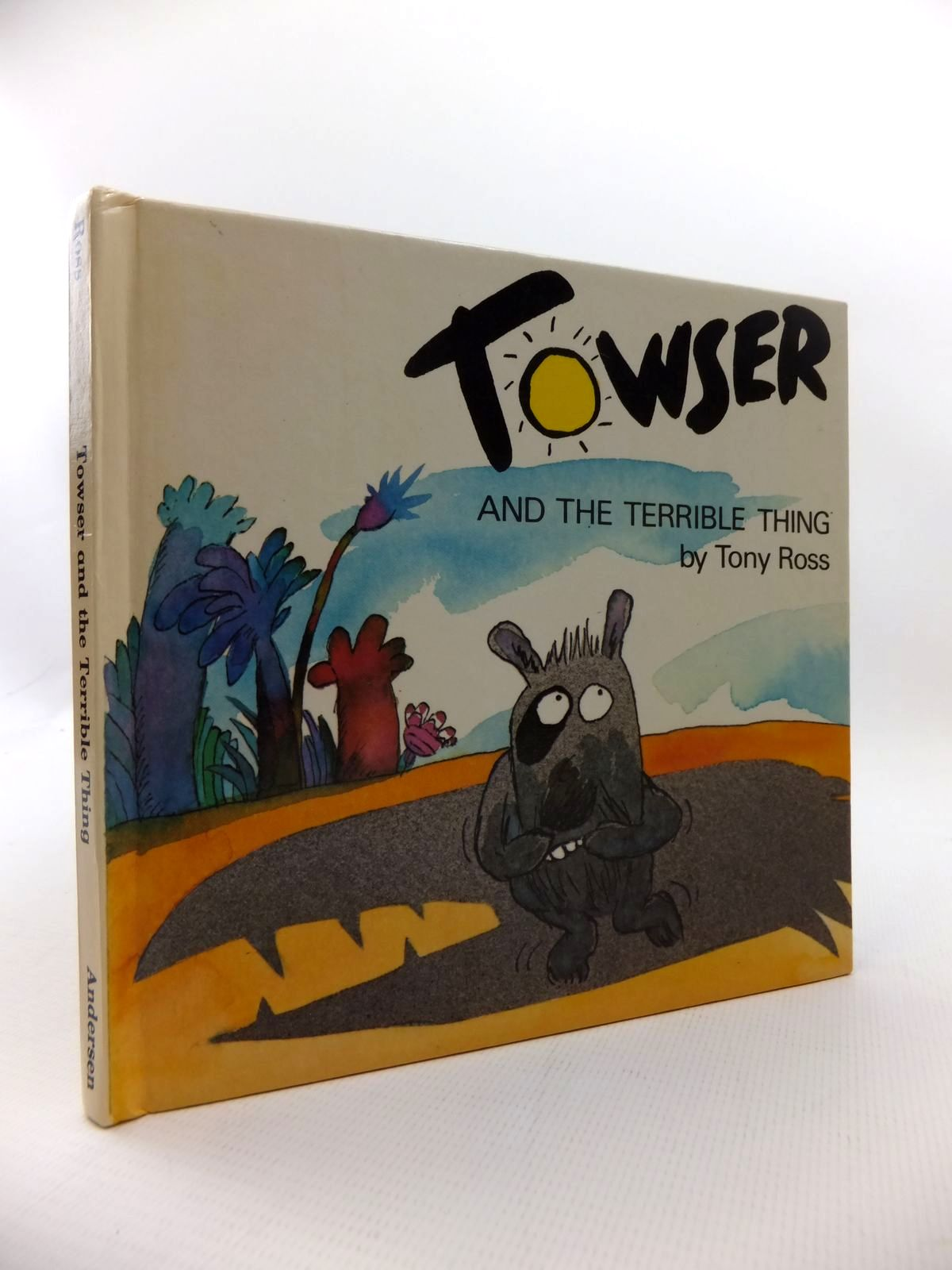 Photo of TOWSER AND THE TERRIBLE THING- Stock Number: 1814608