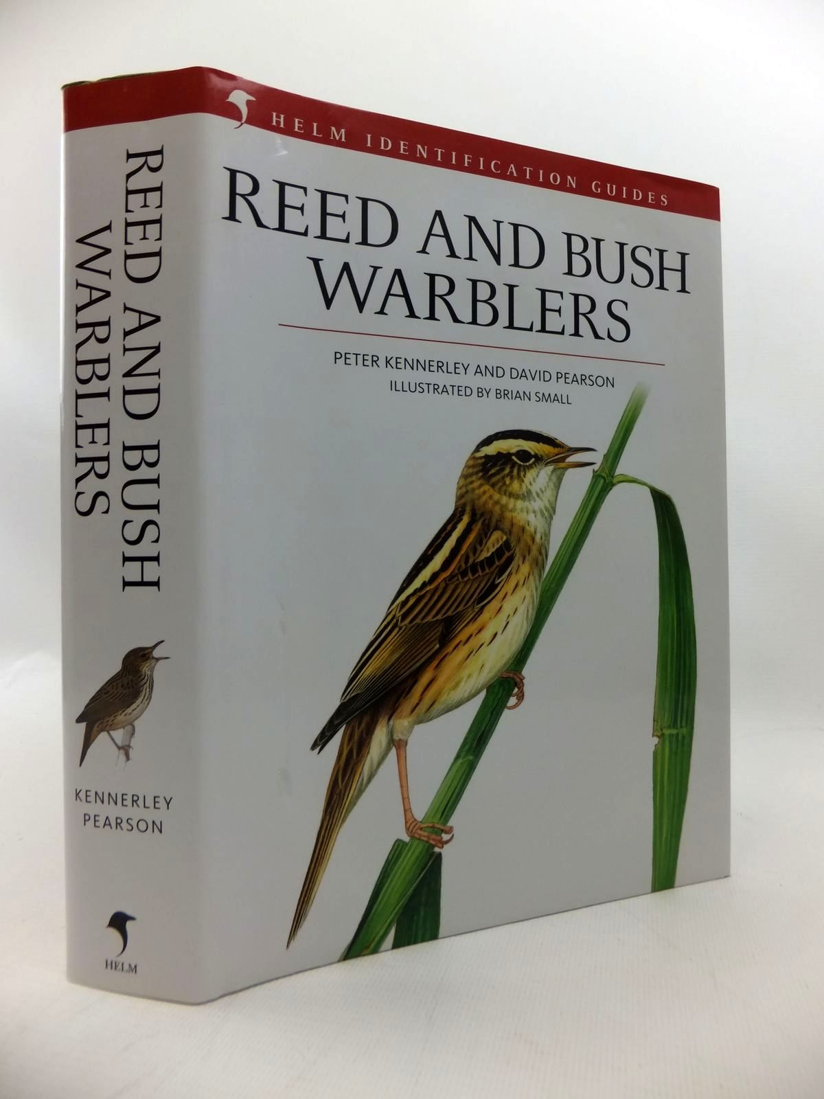Photo of REED AND BUSH WARBLERS (HELM IDENTIFICATION GUIDES) written by Kennerley, Peter<br />Pearson, David illustrated by Small, Brian published by Christopher Helm (STOCK CODE: 1814652)  for sale by Stella & Rose's Books