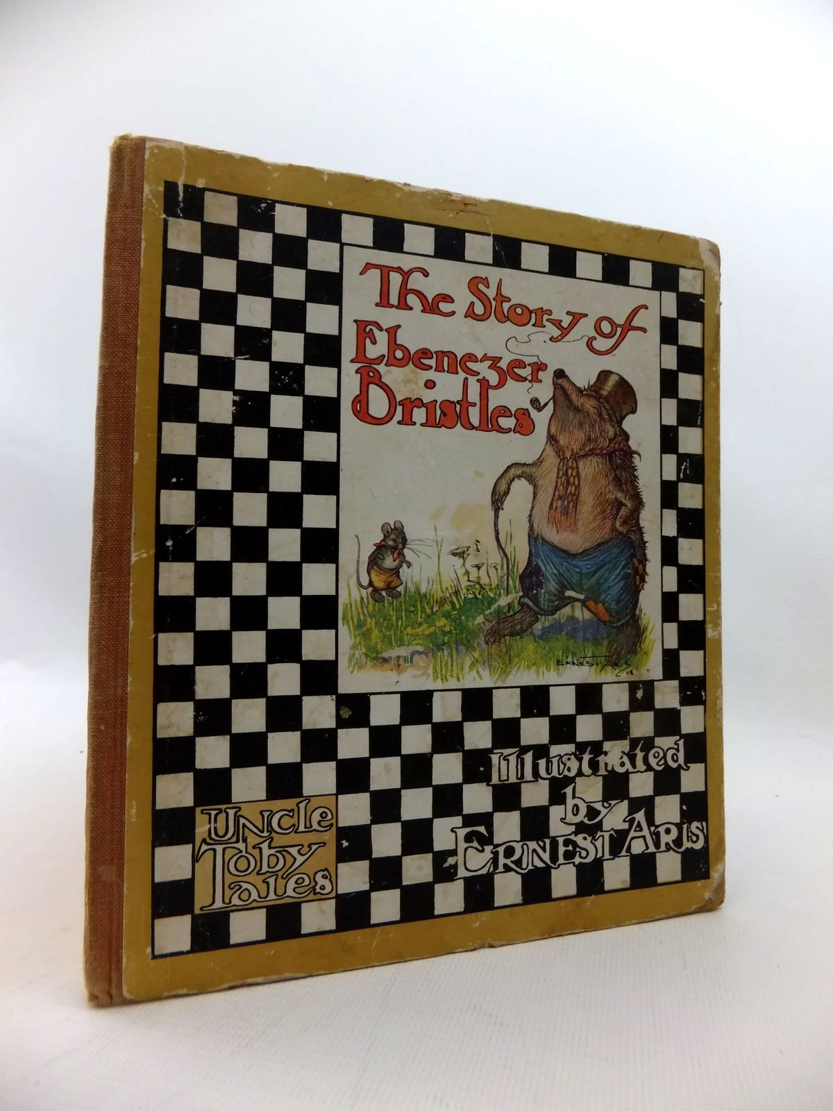 Photo of THE STORY OF EBENEZER BRISTLES written by Aris, Ernest A. illustrated by Aris, Ernest A. published by Ward, Lock & Co. Limited (STOCK CODE: 1814708)  for sale by Stella & Rose's Books