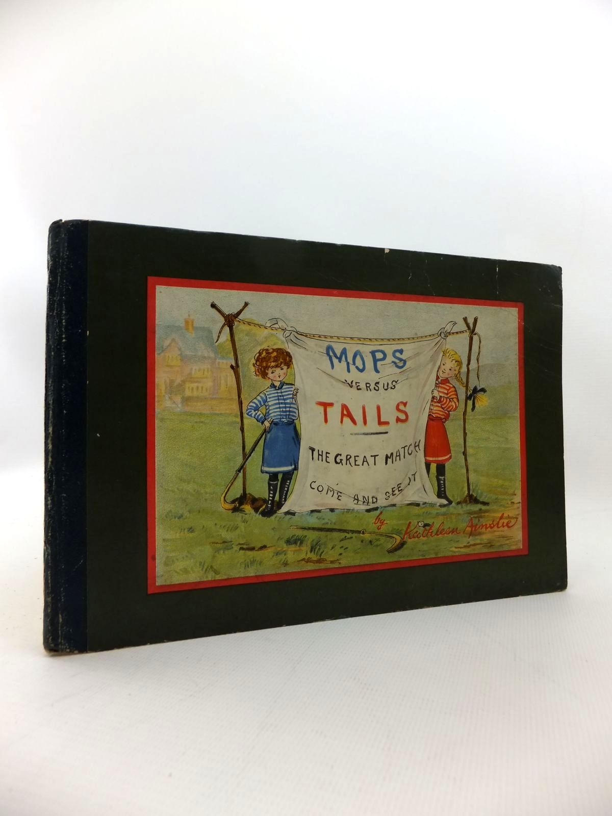 Photo of MOPS VERSUS TAILS- Stock Number: 1814717