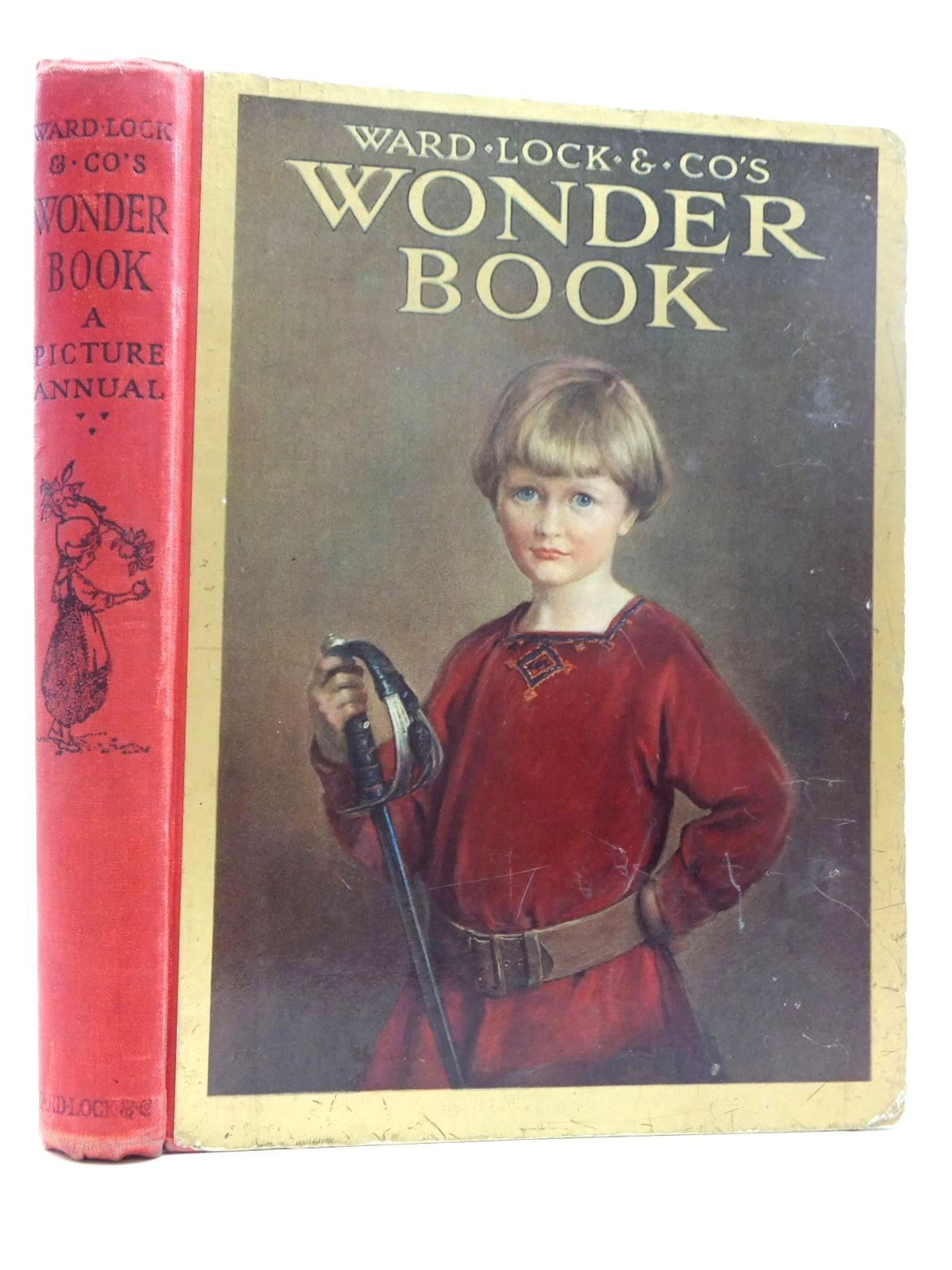 Photo of WARD LOCK & CO'S WONDER BOOK 1924 written by Golding, Harry Herbertson, Agnes Grozier Temple, Chris Pope, Jessie et al,  illustrated by Topham, Inez Jones, Grace Tarrant, Margaret Maybank, Thomas et al.,  published by Ward Lock & Co Ltd. (STOCK CODE: 1814729)  for sale by Stella & Rose's Books