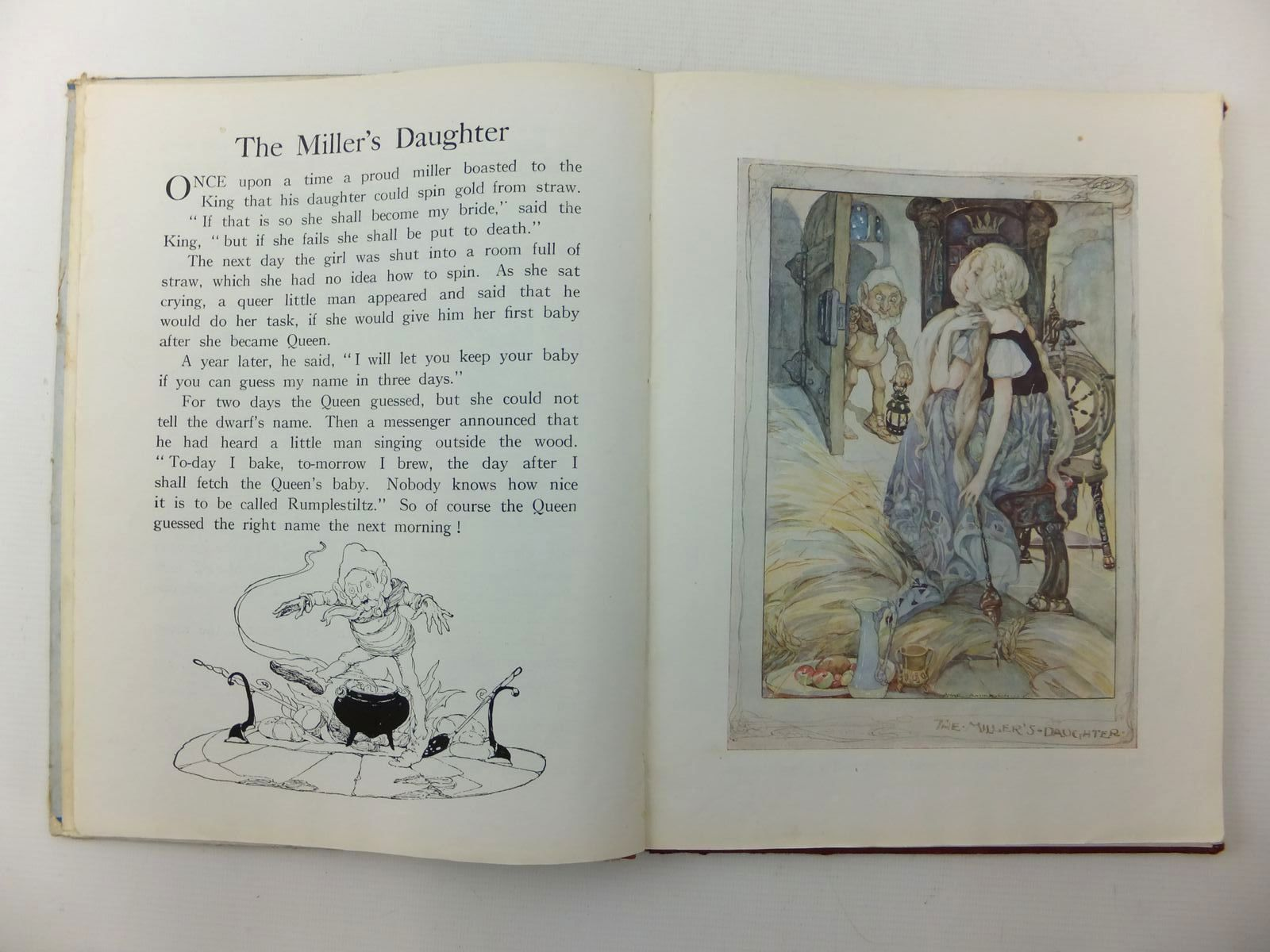Photo of THE ANNE ANDERSON PICTURE BOOK written by Andersen, Hans Christian Grimm, Brothers illustrated by Anderson, Anne published by Collins Clear-Type Press (STOCK CODE: 1814807)  for sale by Stella & Rose's Books
