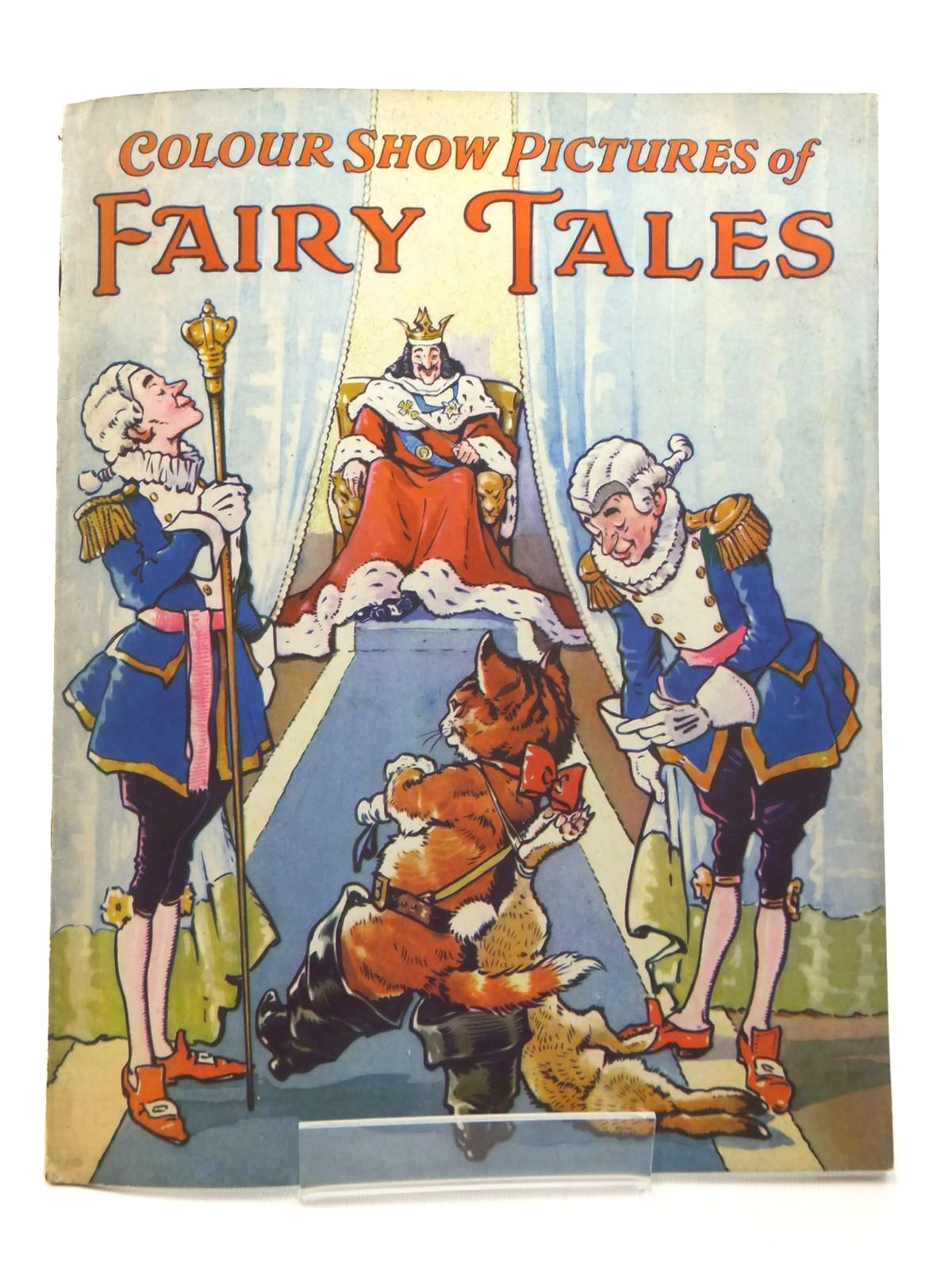 Photo of COLOUR SHOW PICTURES OF FAIRY TALES published by Juvenile Productions (STOCK CODE: 1814947)  for sale by Stella & Rose's Books