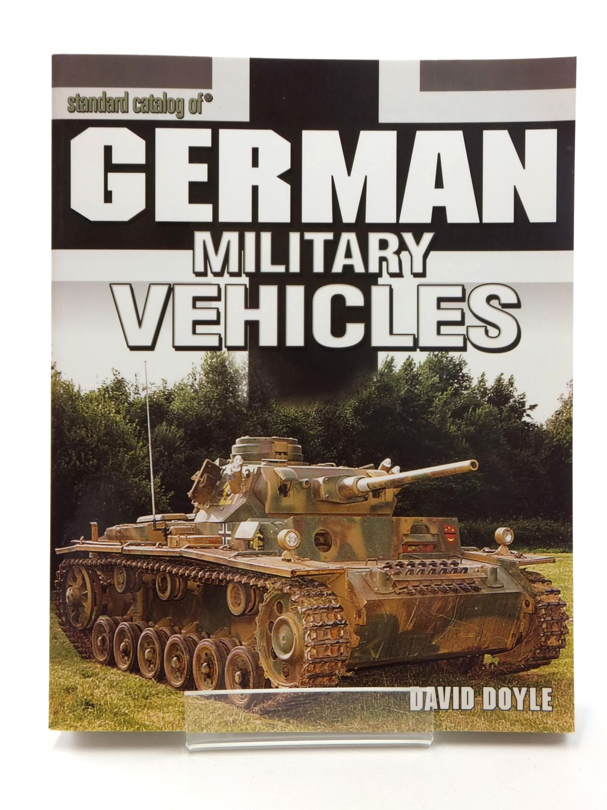 Photo of STANDARD CATALOG OF GERMAN MILITARY VEHICLES written by Doyle, David published by Kp Books (STOCK CODE: 1814995)  for sale by Stella & Rose's Books