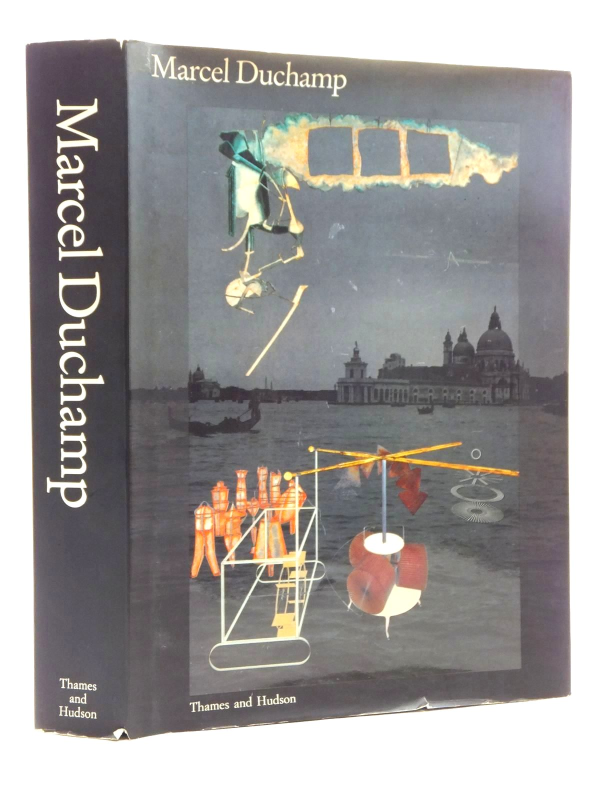 Photo of MARCEL DUCHAMP written by Caumont, Jacques<br />Gough-Cooper, Jennifer illustrated by Duchamp, Marcel published by Thames and Hudson (STOCK CODE: 1815140)  for sale by Stella & Rose's Books