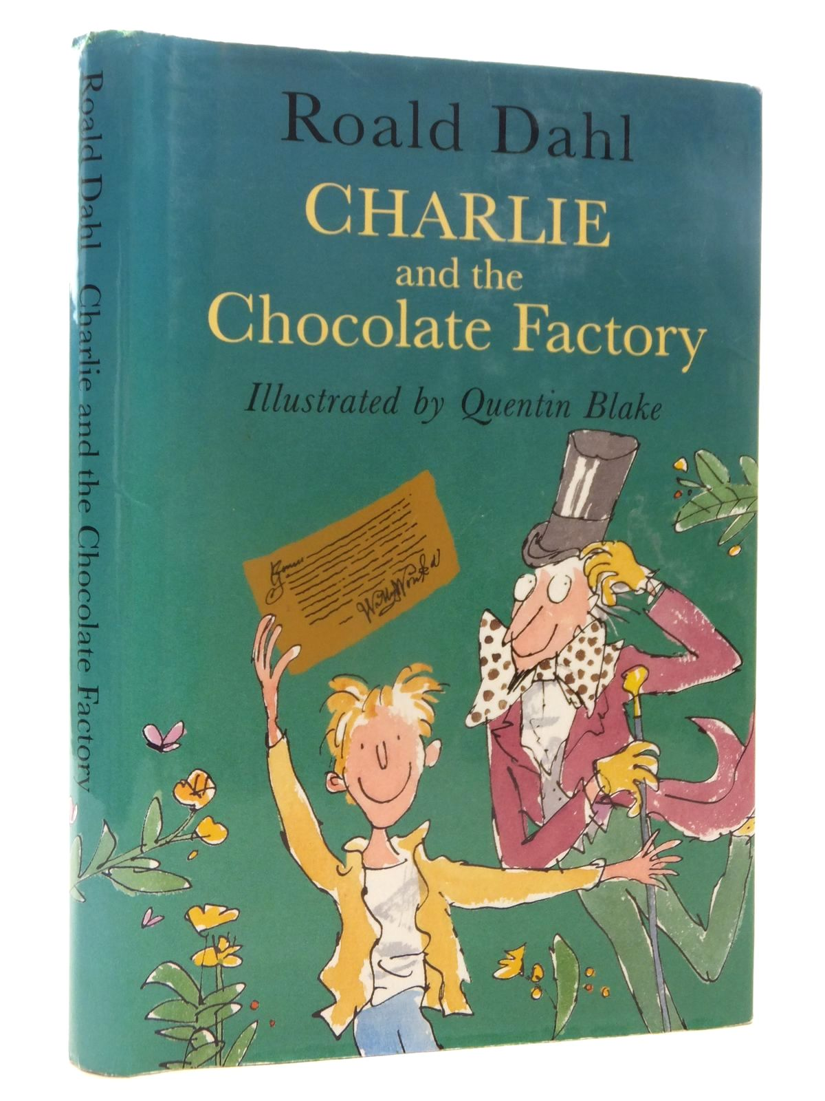 Photo of CHARLIE AND THE CHOCOLATE FACTORY- Stock Number: 1815292
