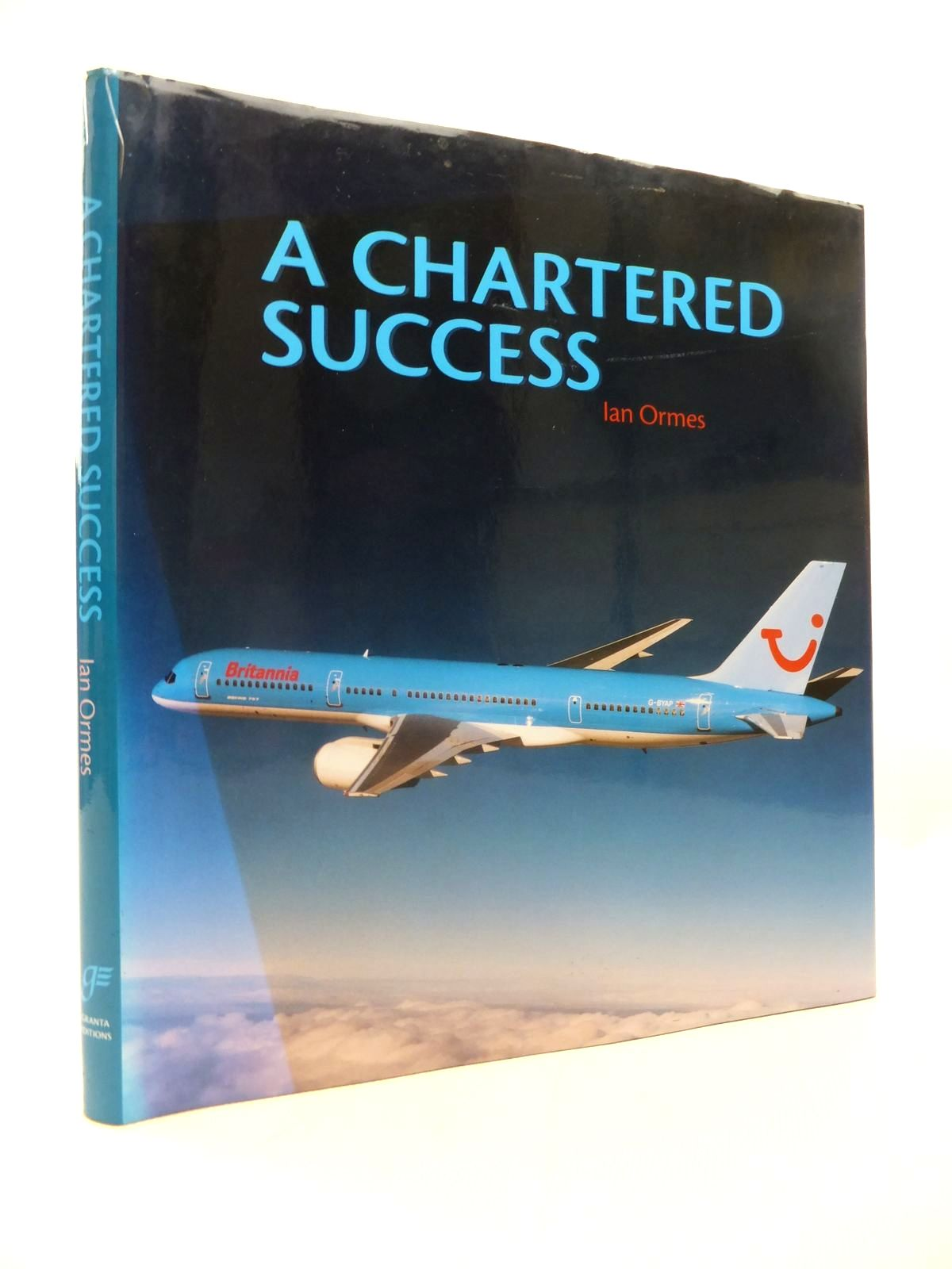 Photo of A CHARTERED SUCCESS written by Ormes, Ian published by Granta Editions (STOCK CODE: 1815356)  for sale by Stella & Rose's Books