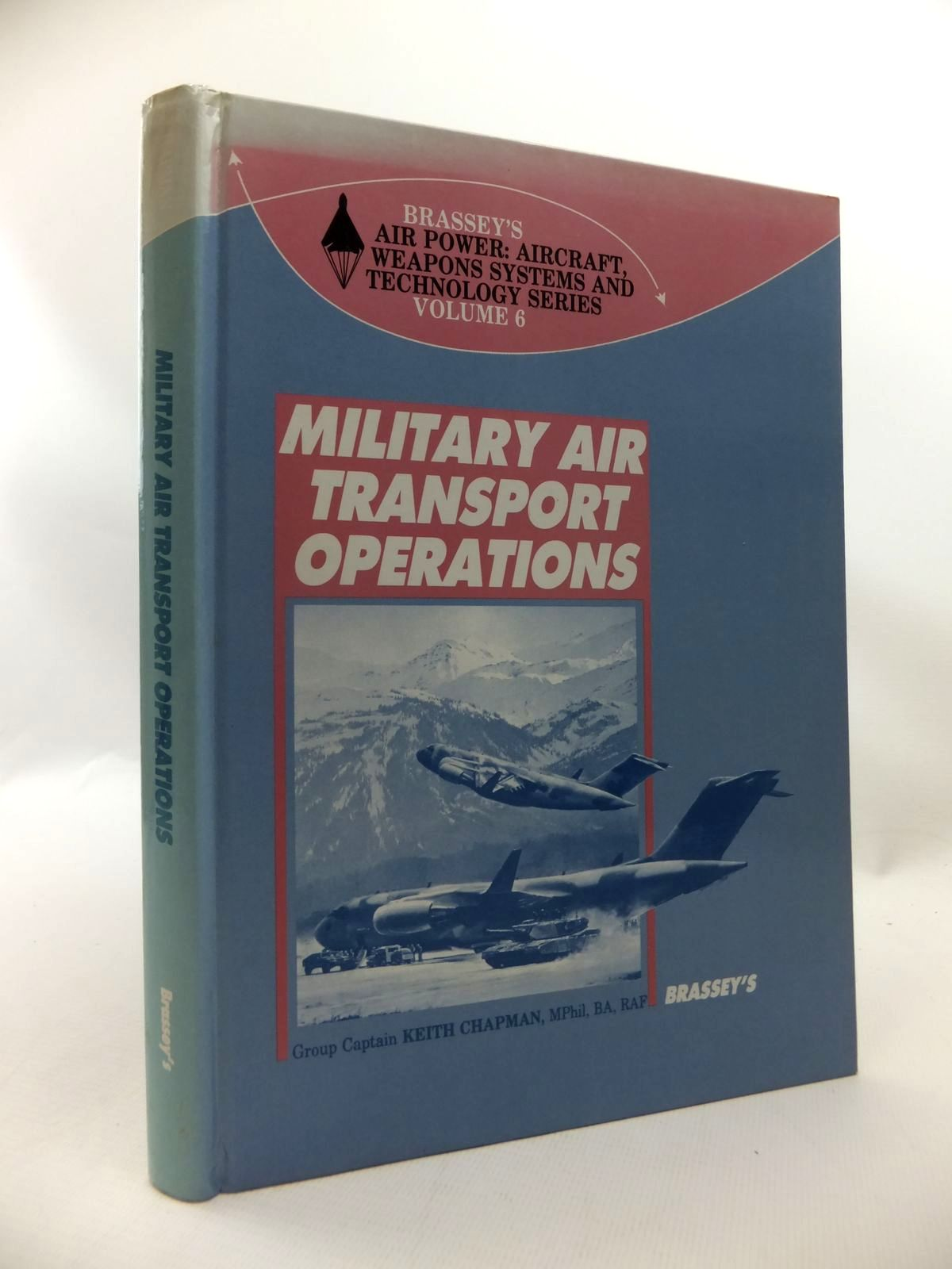 Photo of MILITARY AIR TRANSPORT OPERATIONS written by Chapman, Keith published by Brassey's (STOCK CODE: 1815358)  for sale by Stella & Rose's Books